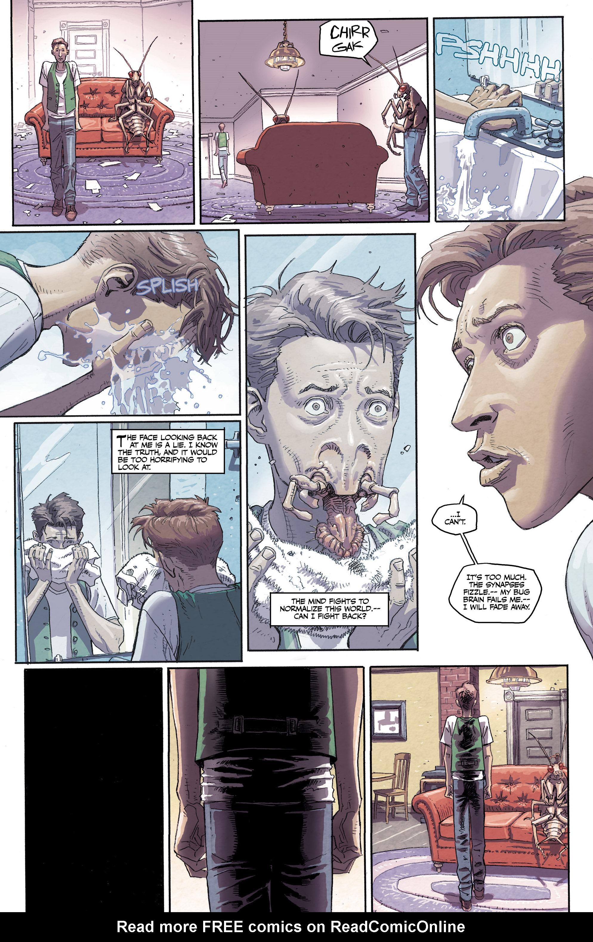 Read online Paklis comic -  Issue #1 - 6