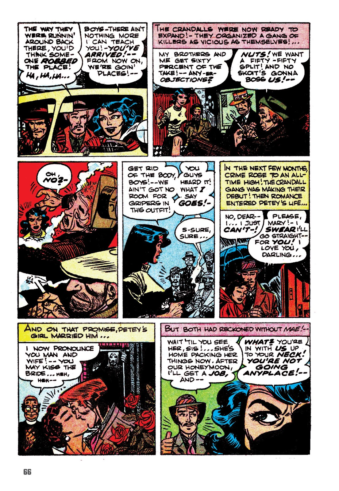 Read online The Joe Kubert Archives comic -  Issue # TPB (Part 1) - 77