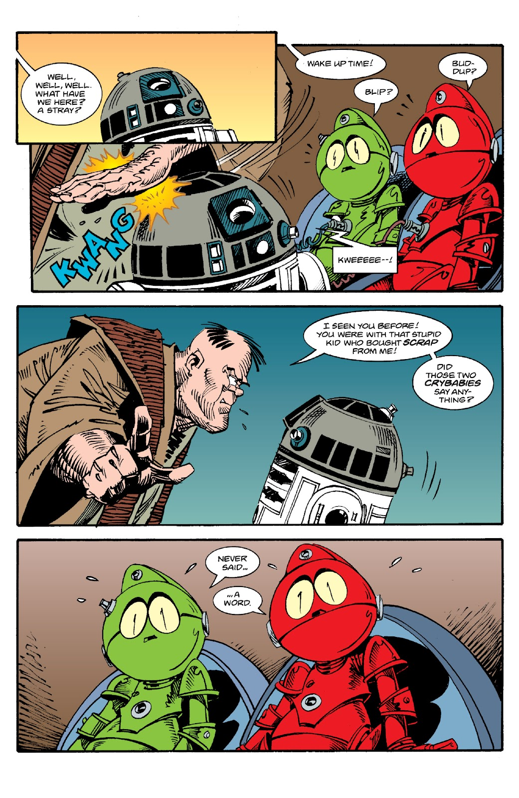 Read online Star Wars Legends Epic Collection: The Empire comic -  Issue # TPB 5 (Part 2) - 49