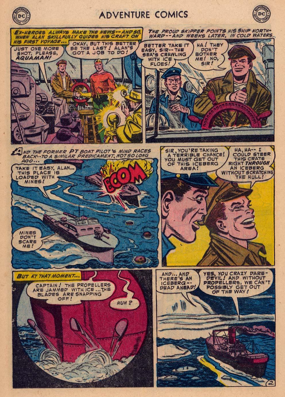 Read online Adventure Comics (1938) comic -  Issue #198 - 18