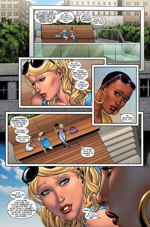 Read online Fantastic Four: Season One comic -  Issue # TPB - 67
