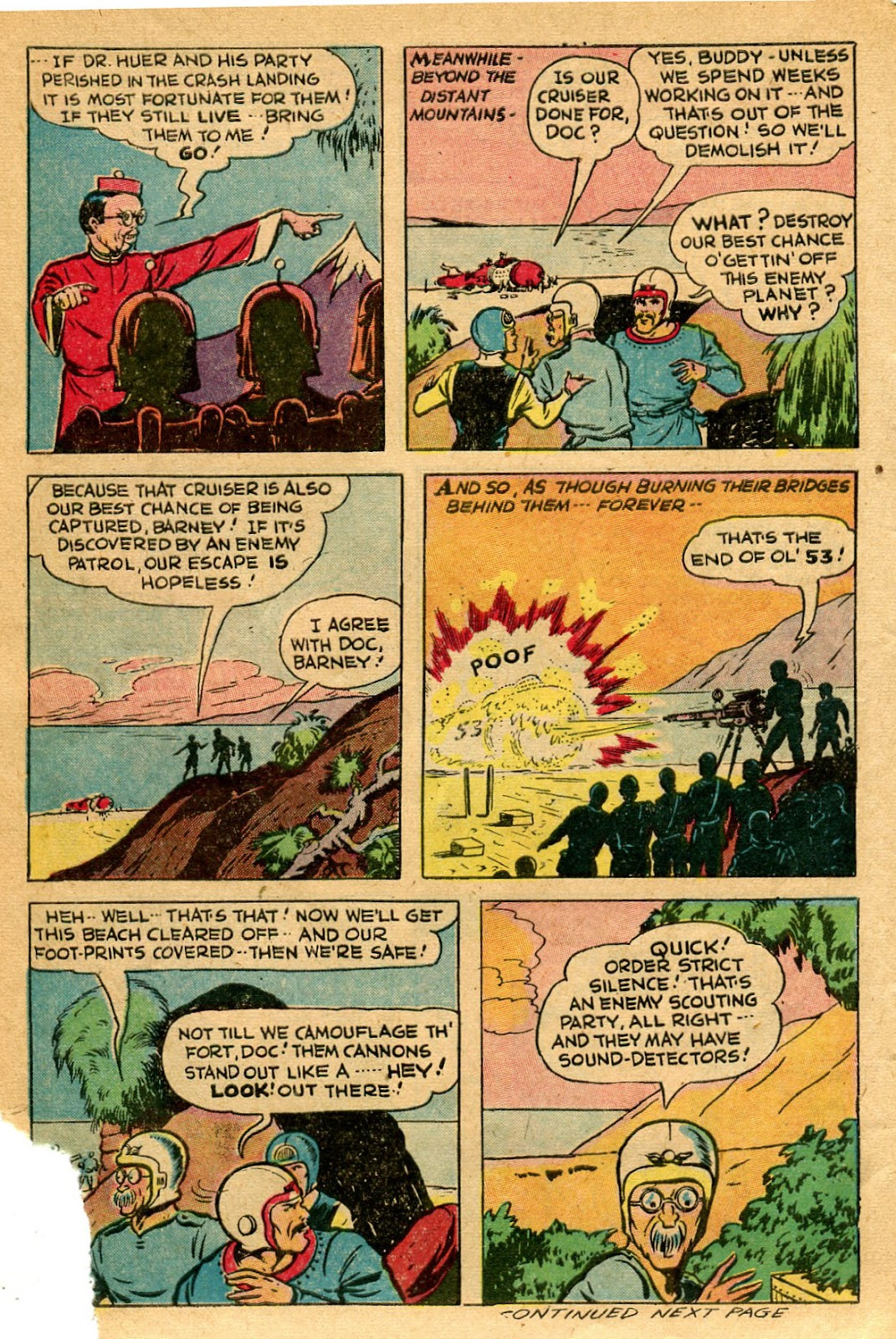 Read online Famous Funnies comic -  Issue #127 - 8
