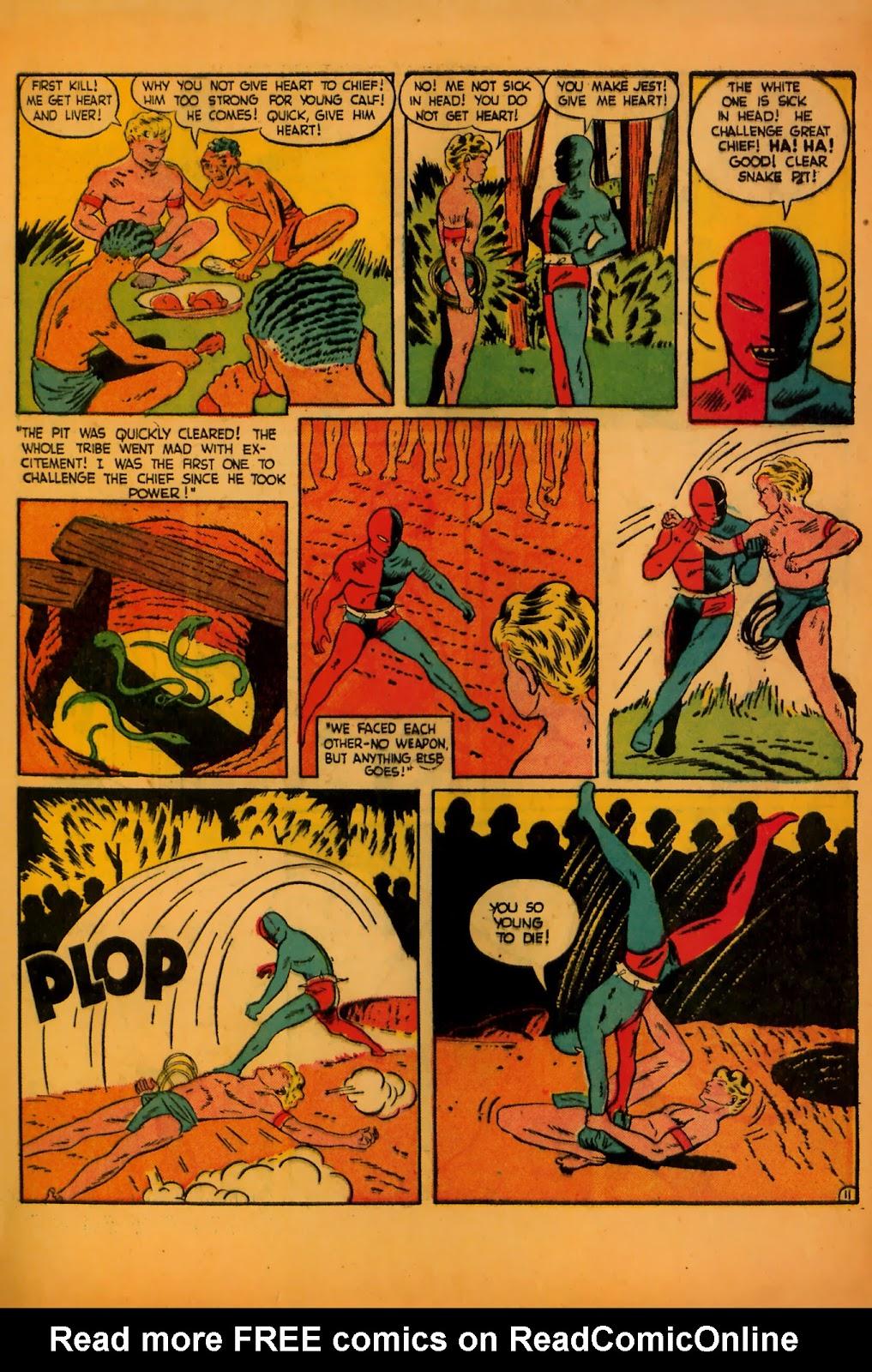 The Savage Dragon (1993) Issue #150 #153 - English 68