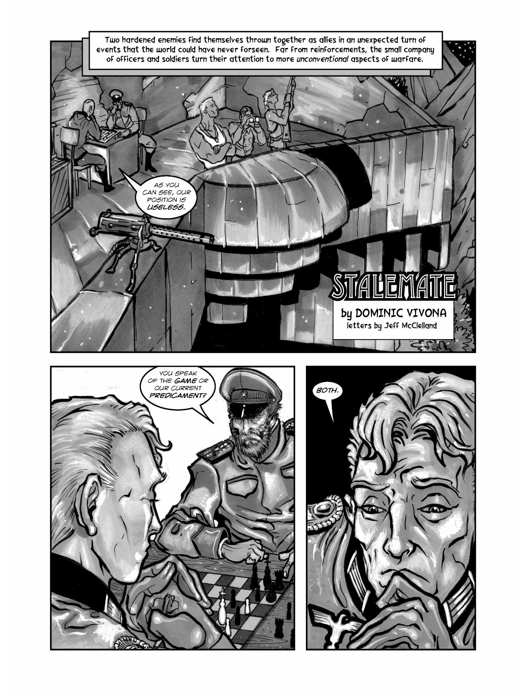 Read online FUBAR comic -  Issue #1 - 98