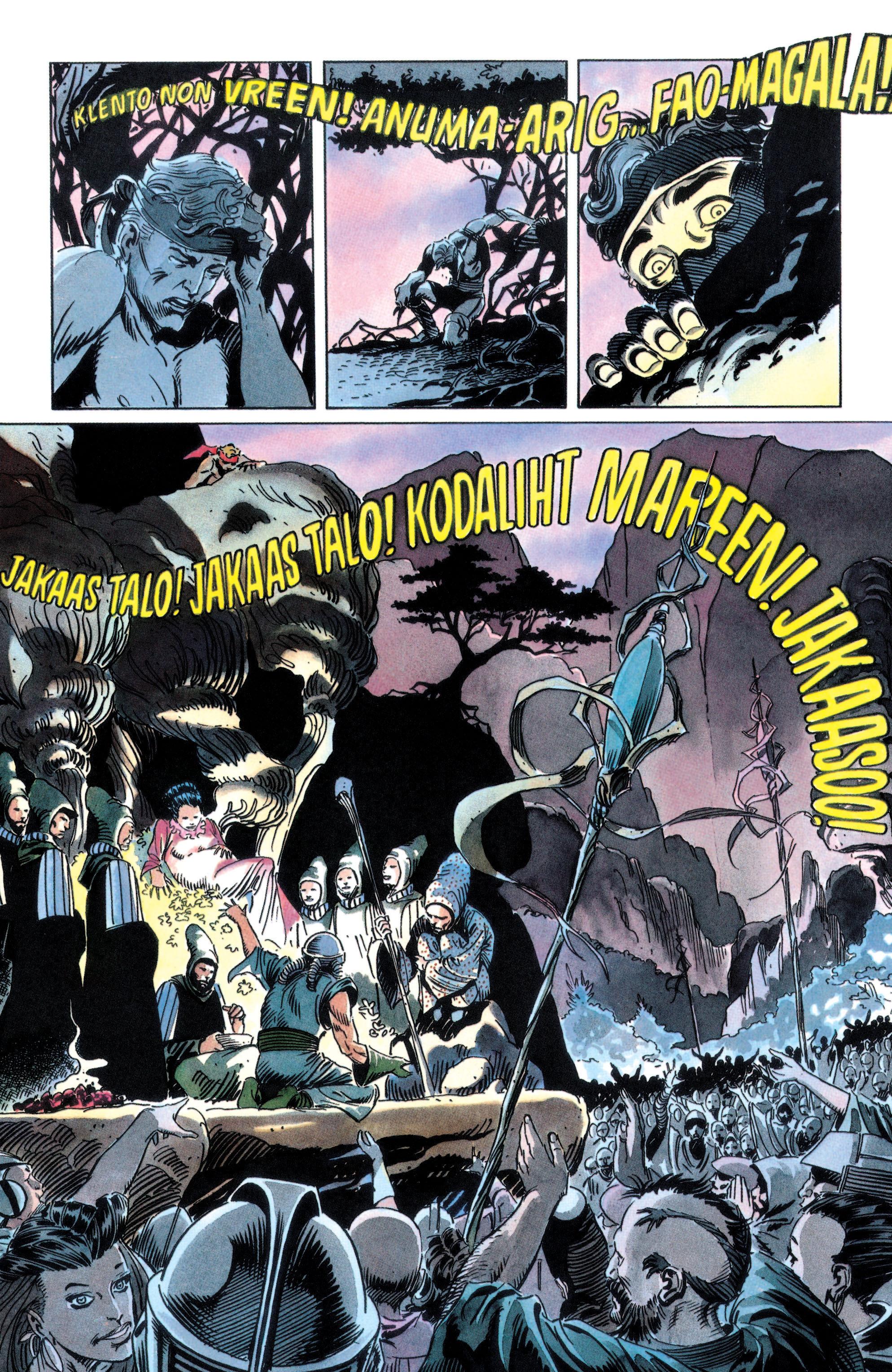 Read online Adam Strange (1990) comic -  Issue #2 - 25