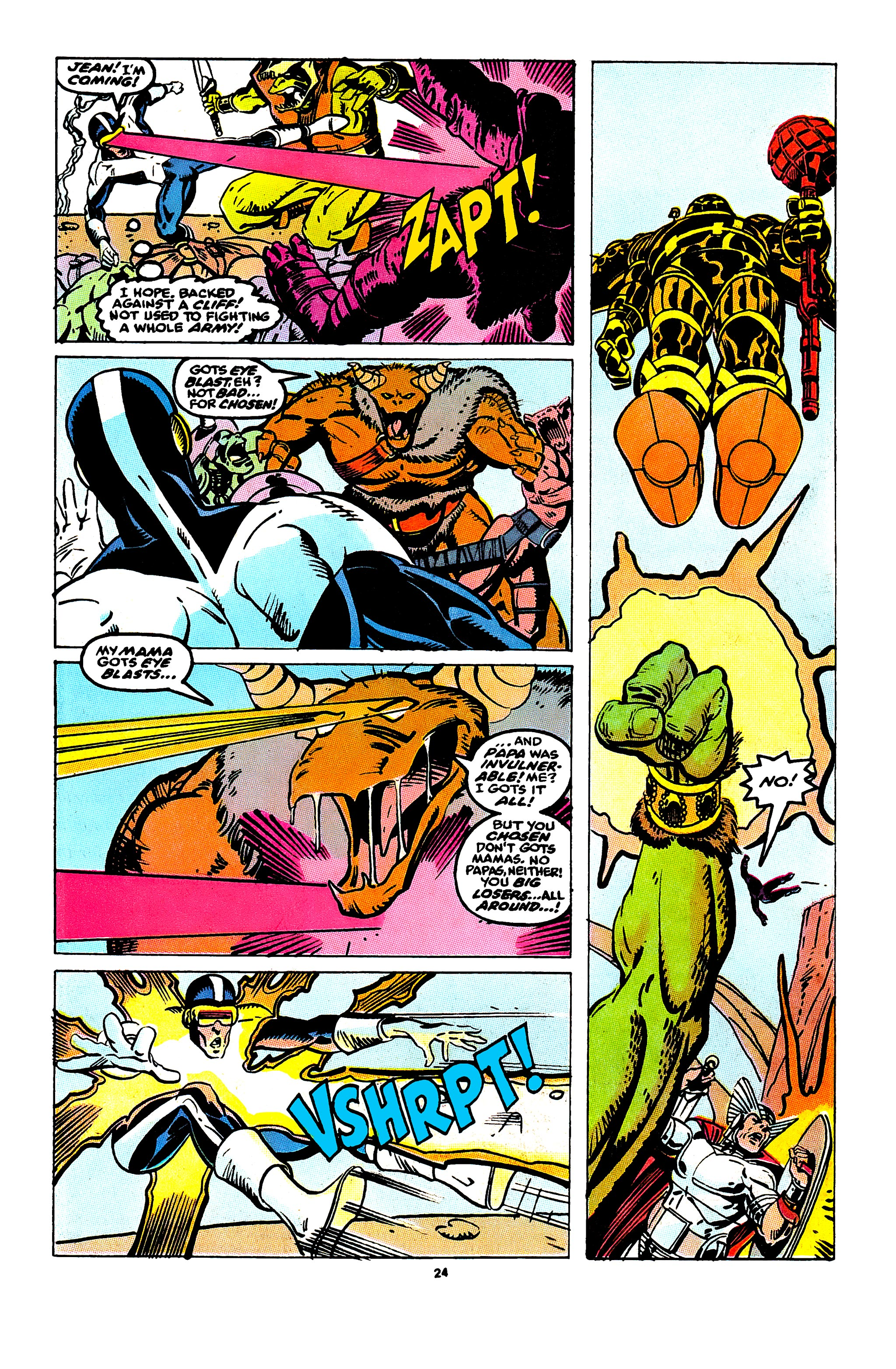 Read online X-Factor (1986) comic -  Issue #43 - 18