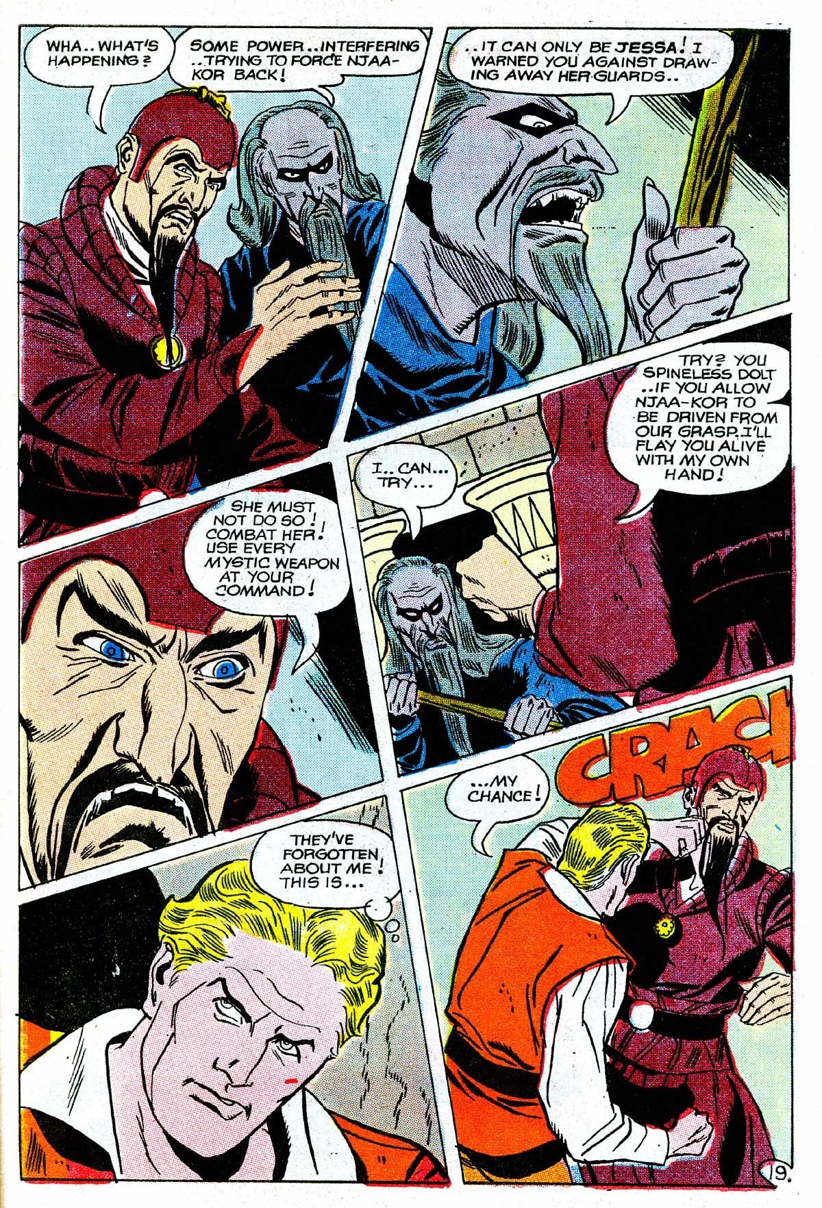 Flash Gordon (1969) issue 16 - Page 20