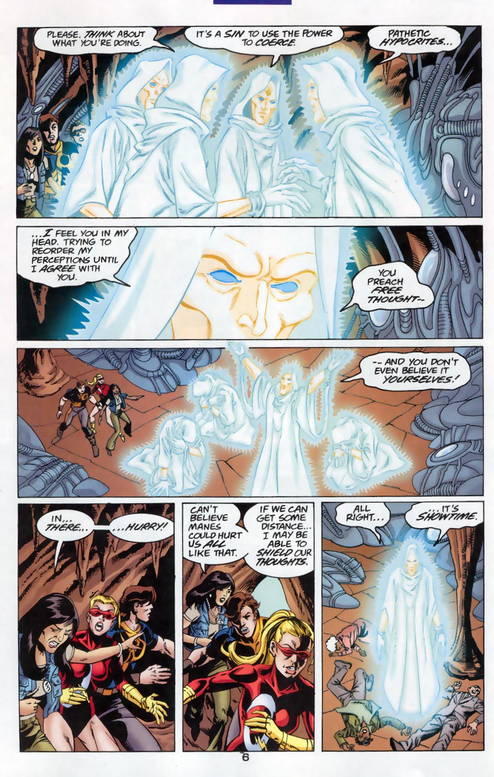 Read online The Titans (1999) comic -  Issue #46 - 7