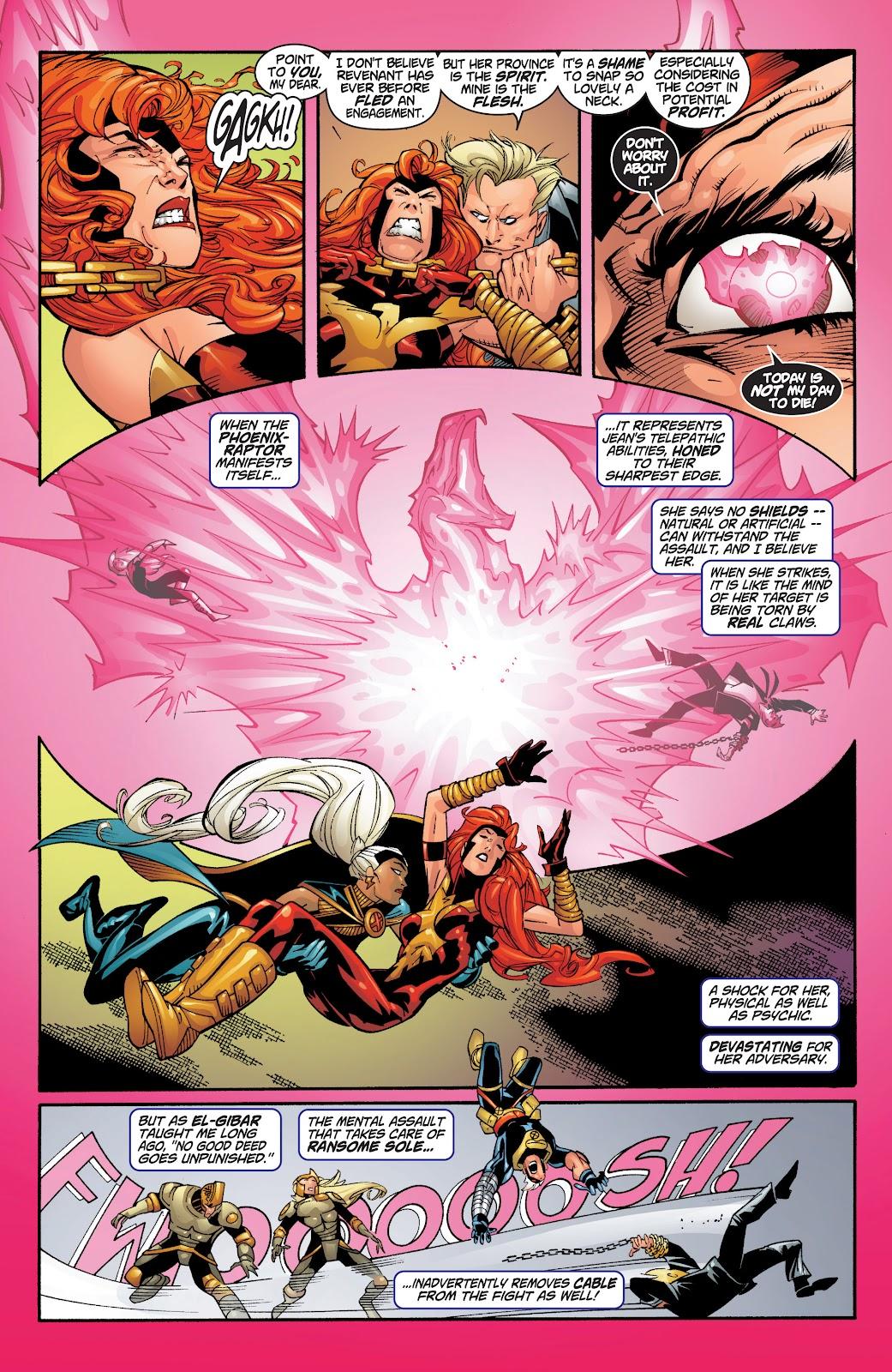 Uncanny X-Men (1963) issue 383 - Page 31
