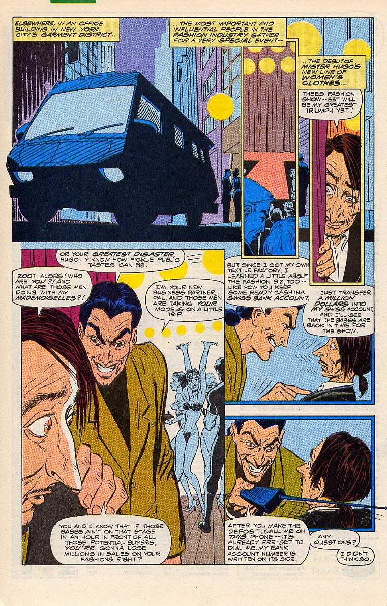 Read online Sleepwalker comic -  Issue #6 - 17