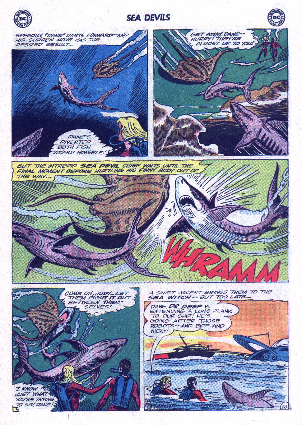 Sea Devils issue 19 - Page 27