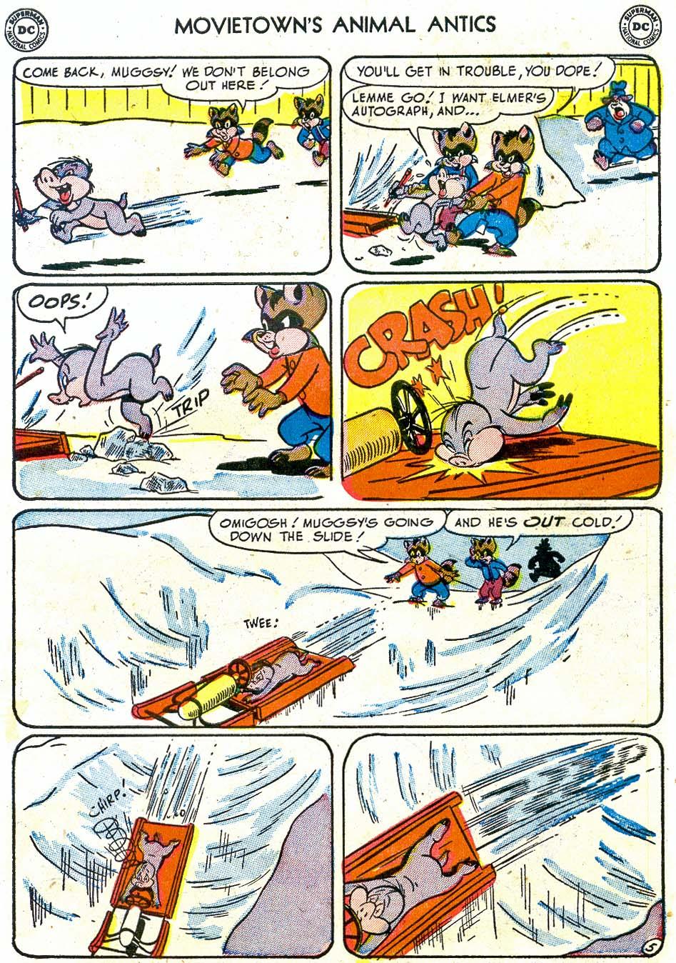 Read online Animal Antics comic -  Issue #37 - 7