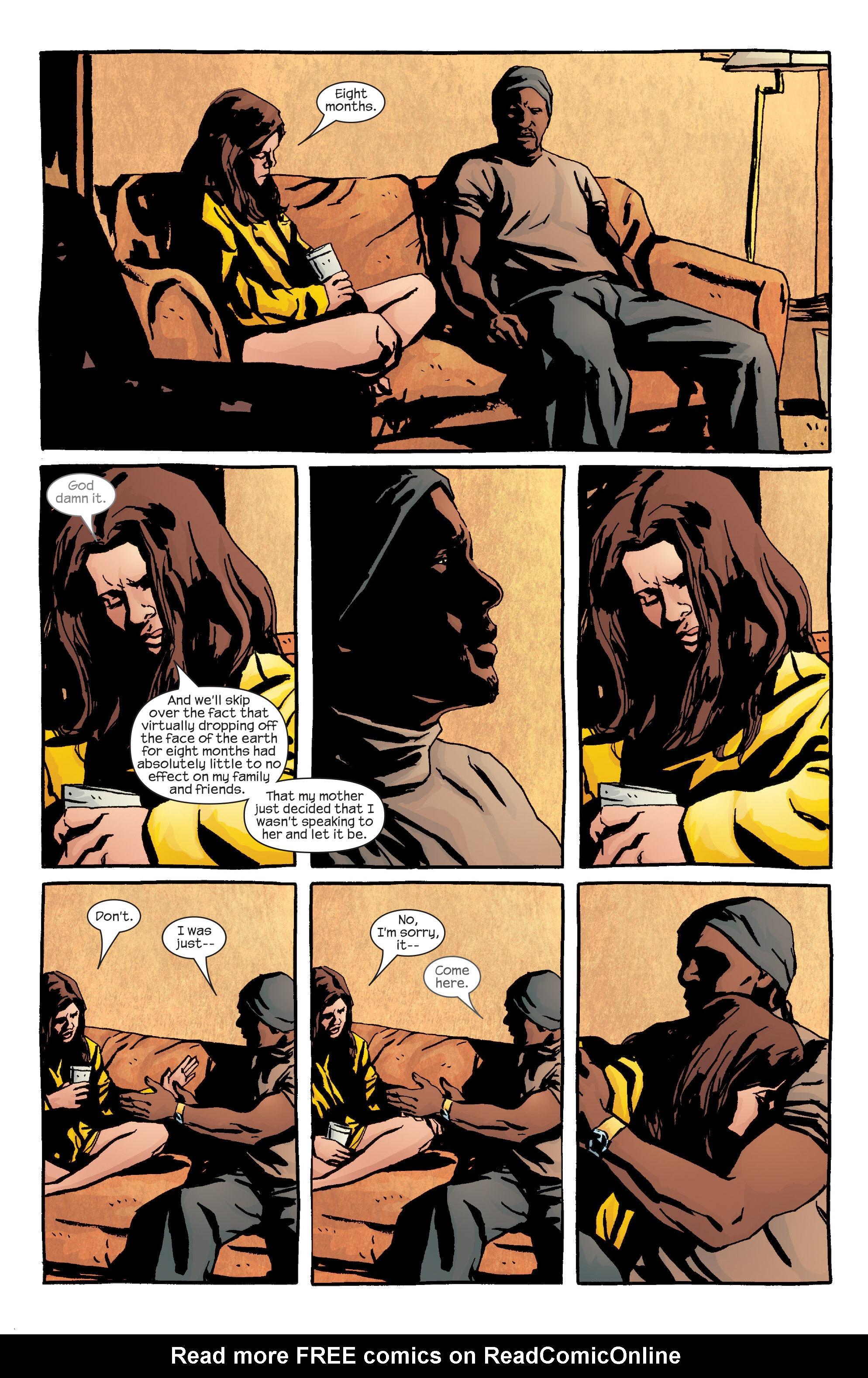 Read online Alias comic -  Issue #25 - 15