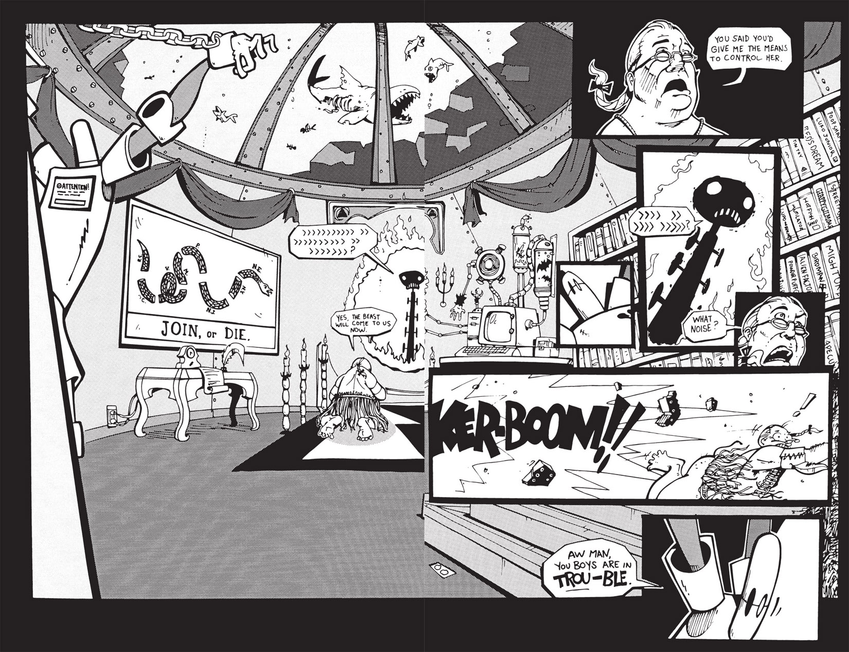 Read online Scud: The Disposable Assassin: The Whole Shebang comic -  Issue # TPB (Part 2) - 163