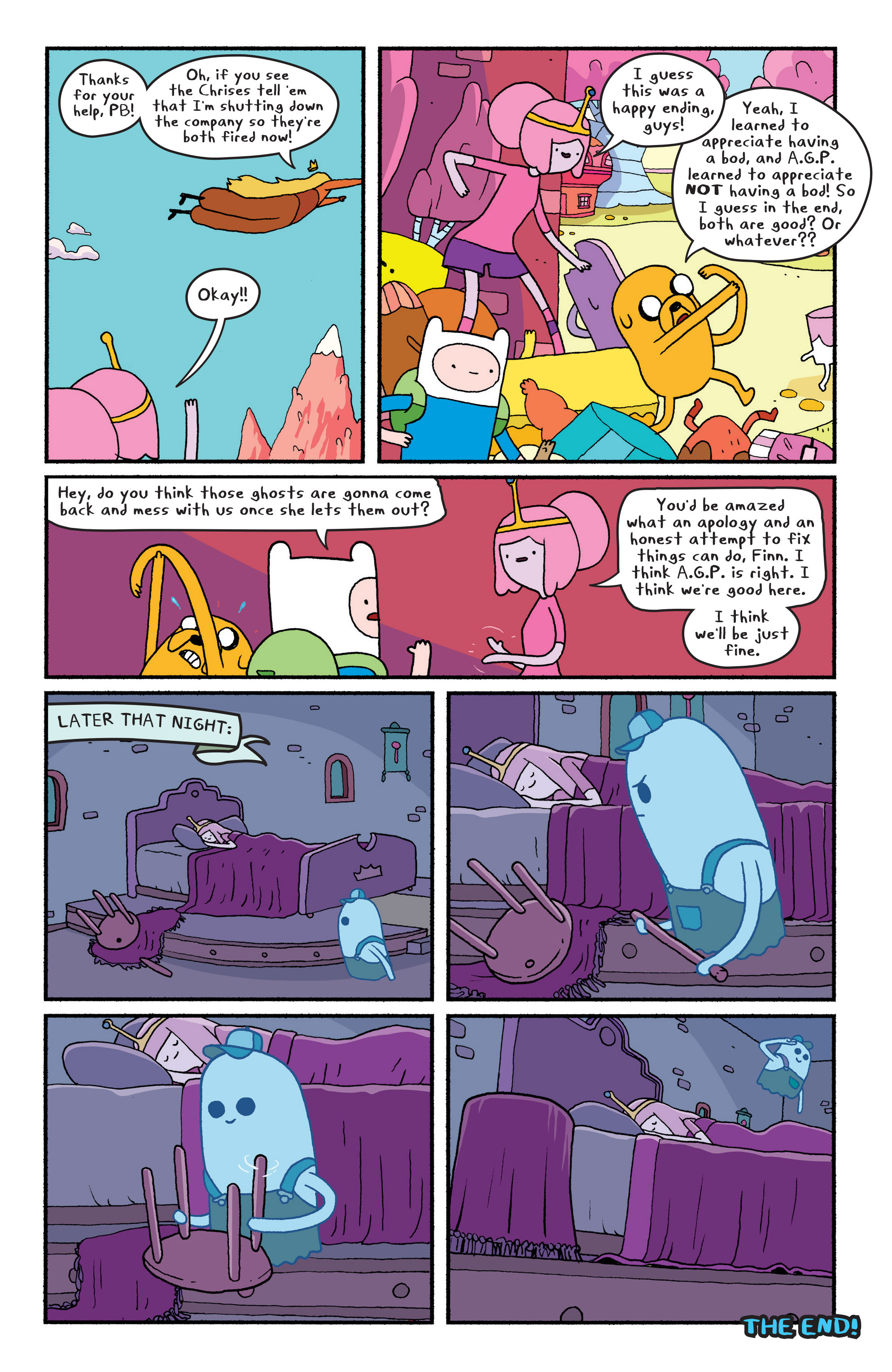 Read online Adventure Time comic -  Issue #Adventure Time _TPB 6 - 101