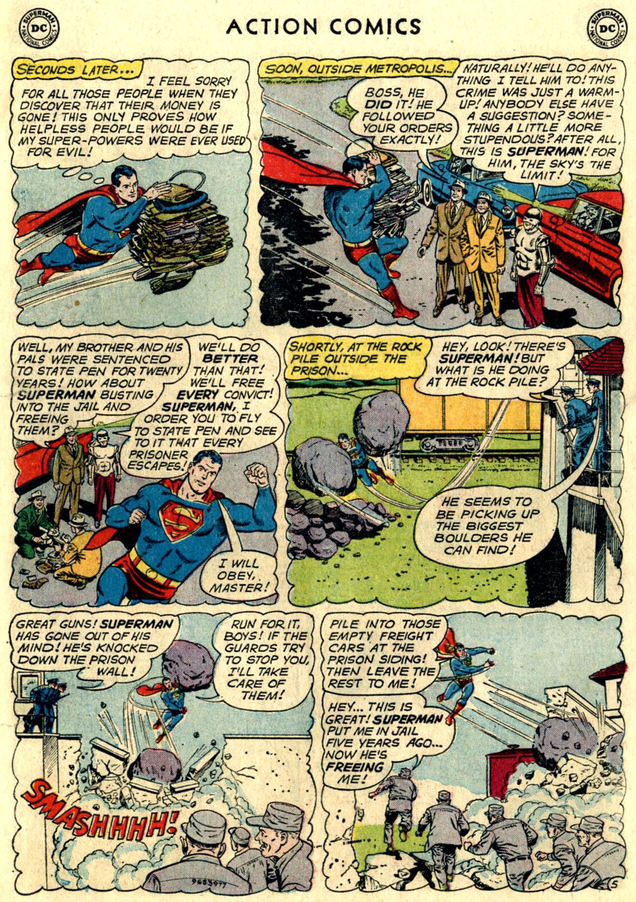 Action Comics (1938) 287 Page 6