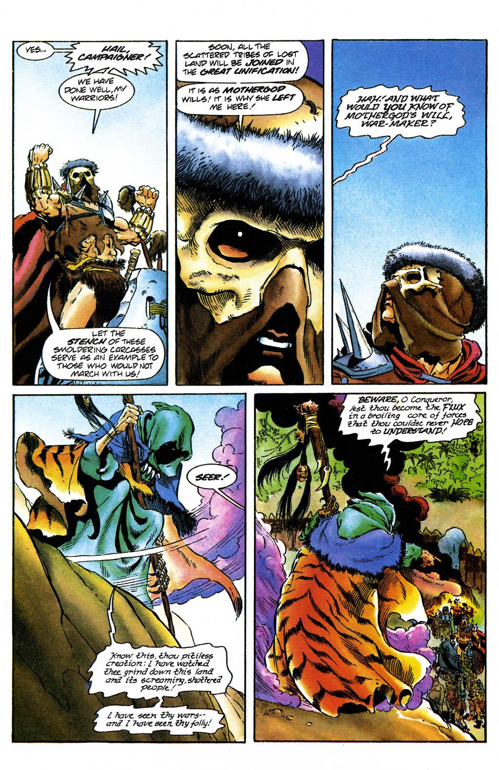 Read online Turok, Dinosaur Hunter (1993) comic -  Issue #24 - 20