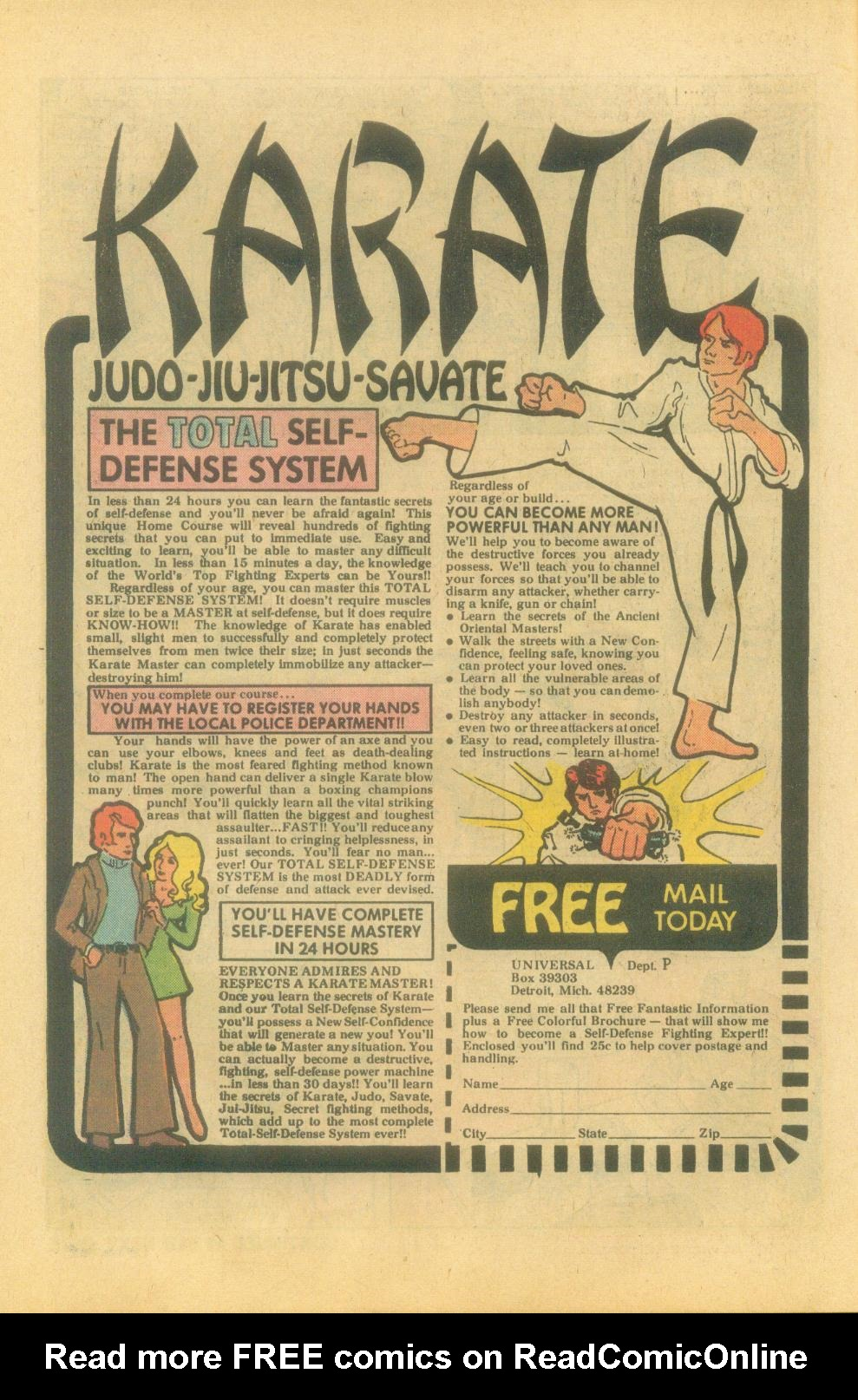 Read online Sgt. Fury comic -  Issue #121 - 10