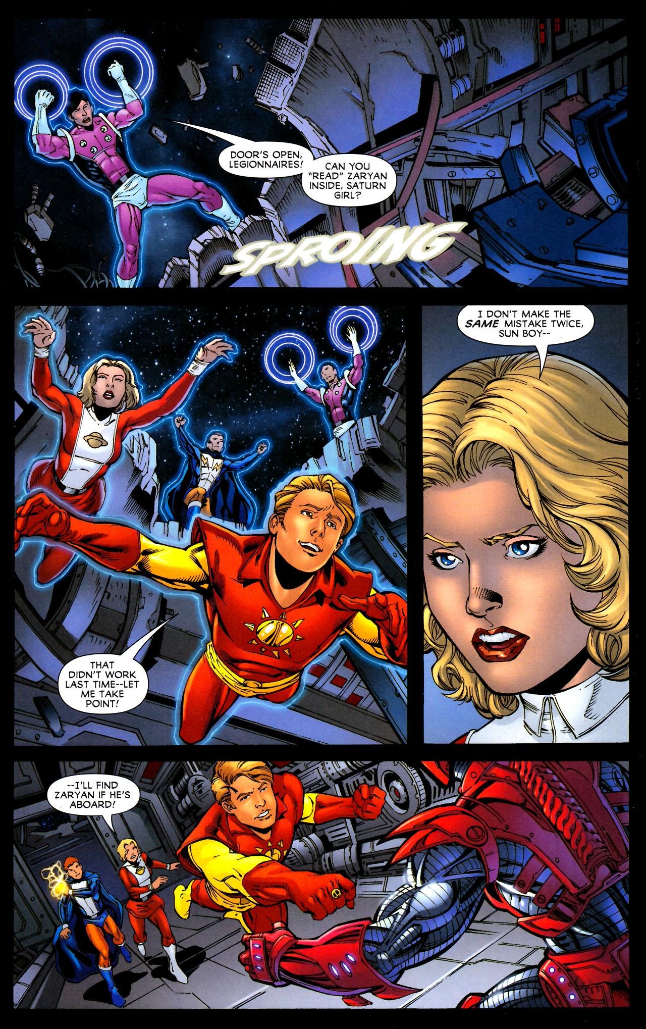 Read online Adventure Comics (1938) comic -  Issue #518 - 4
