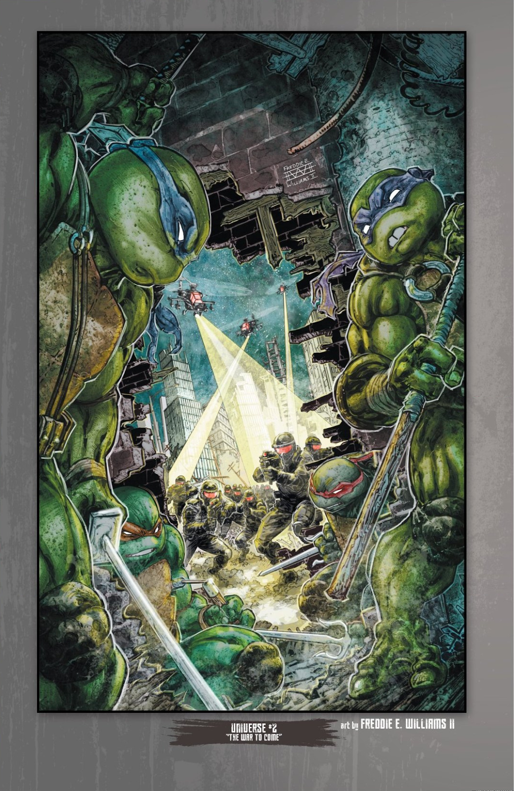 Read online Teenage Mutant Ninja Turtles: The IDW Collection comic -  Issue # TPB 8 (Part 2) - 37