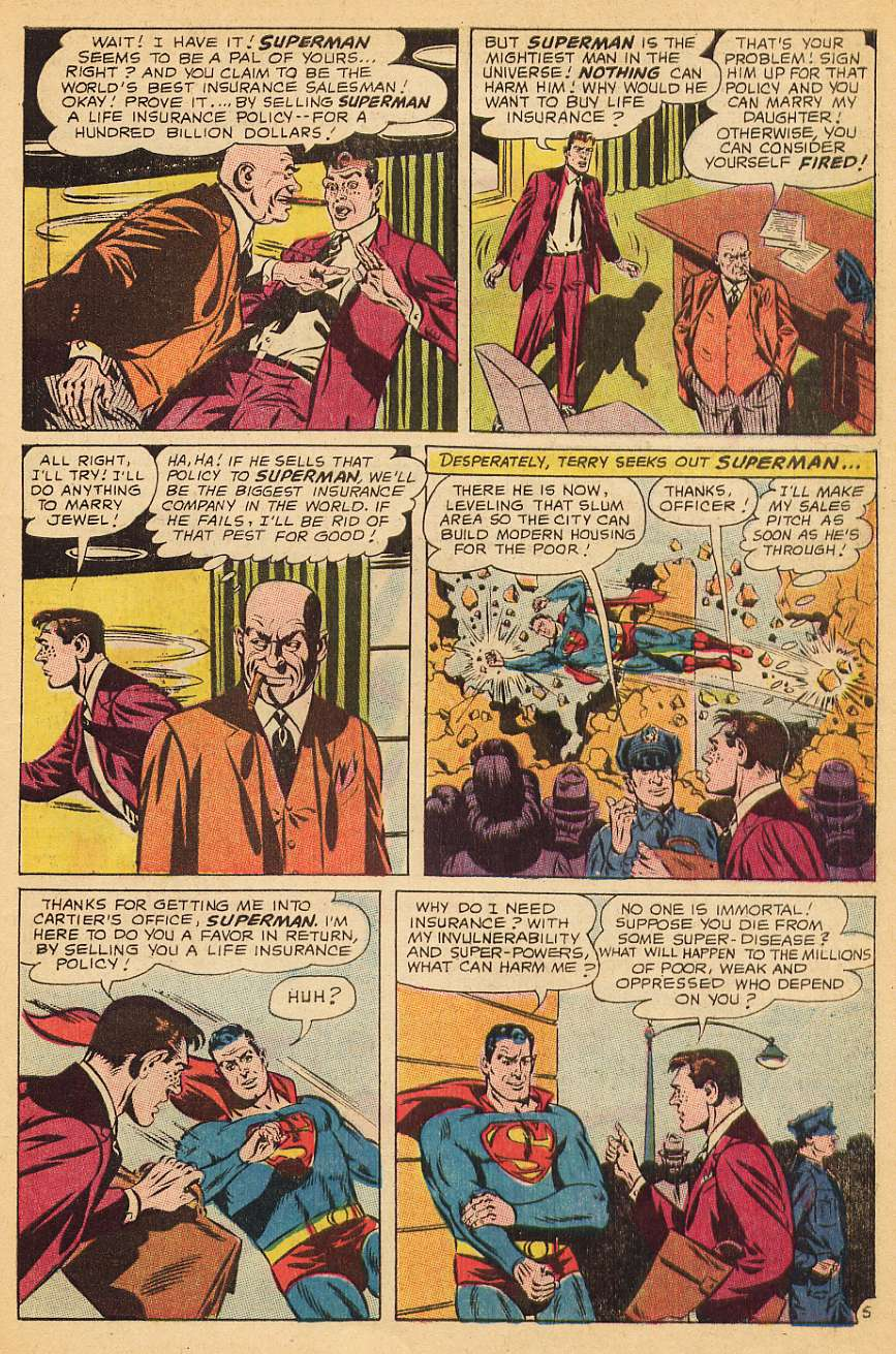 Read online Action Comics (1938) comic -  Issue #346 - 7
