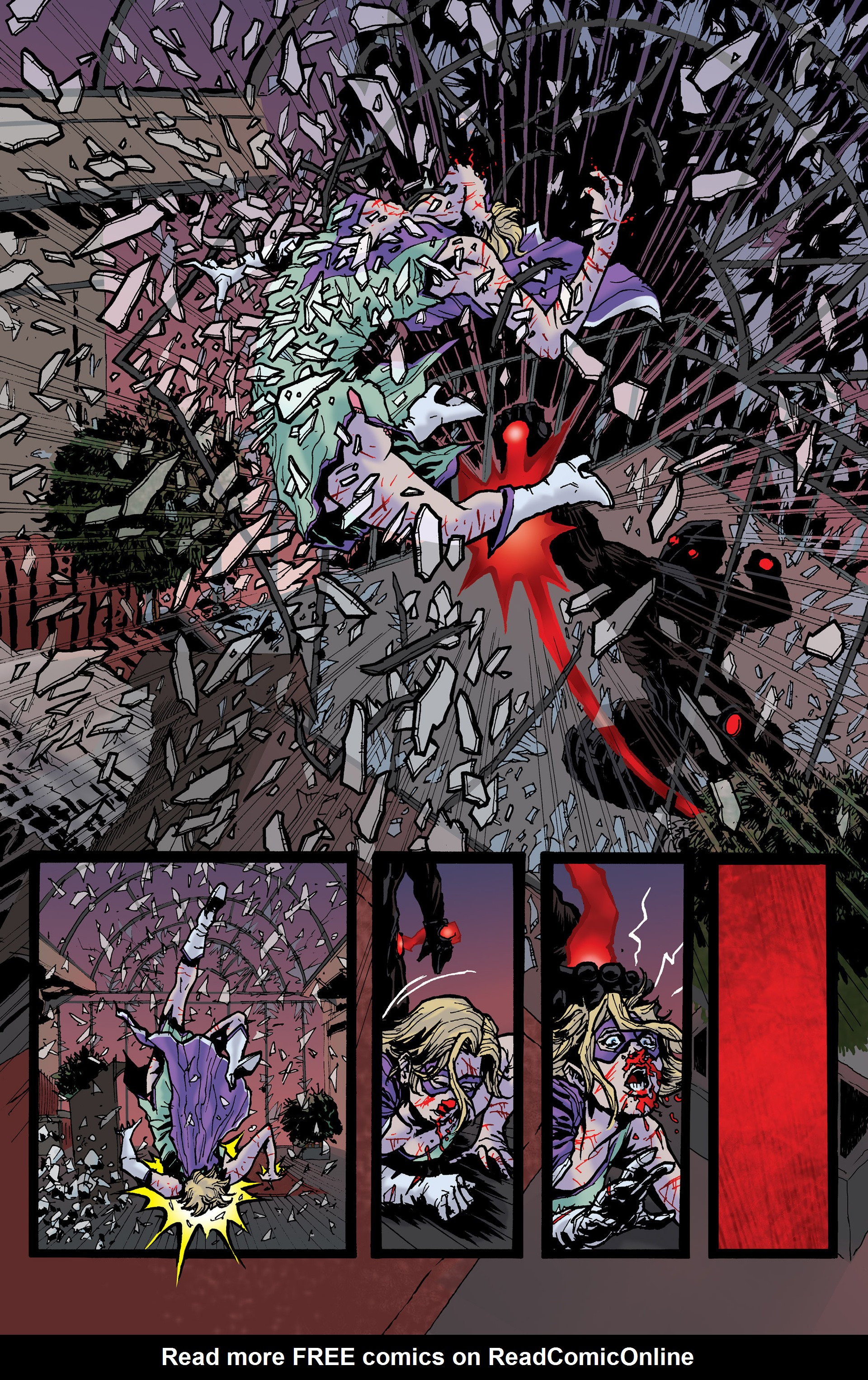 Read online Birth of Venus comic -  Issue #1 - 21