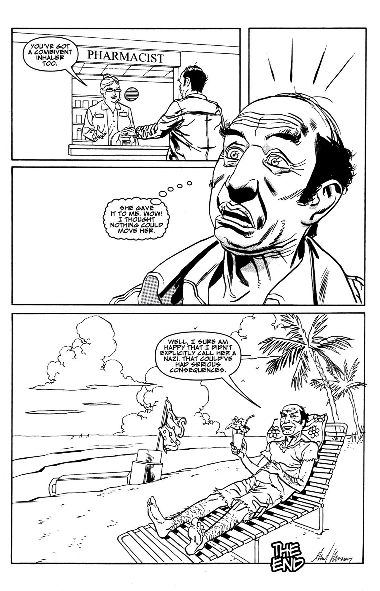 Read online American Splendor (2008) comic -  Issue #1 - 15