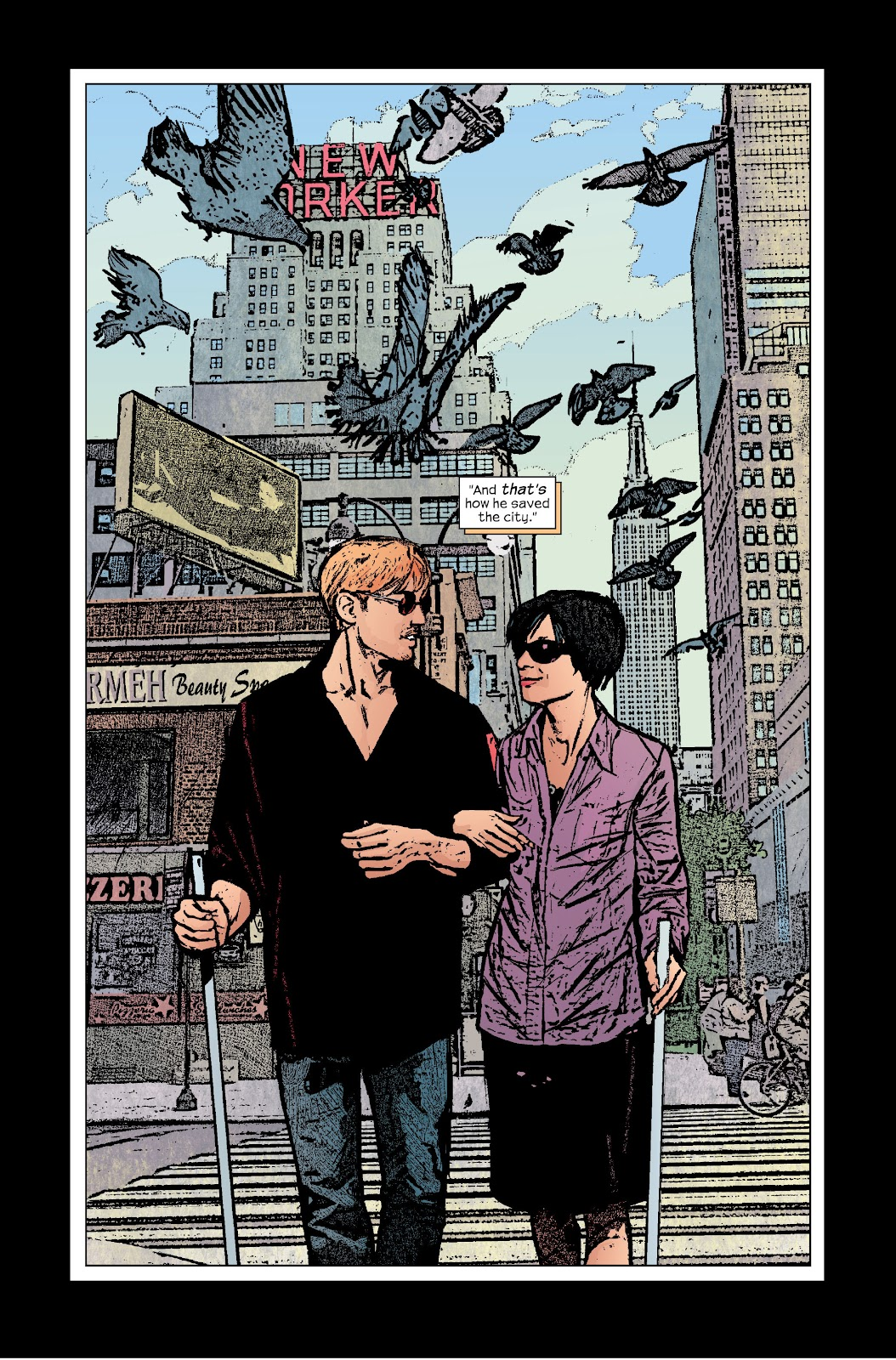 Read online Daredevil (1998) comic -  Issue # _Ultimate_Collection TPB 2 (Part 3) - 39