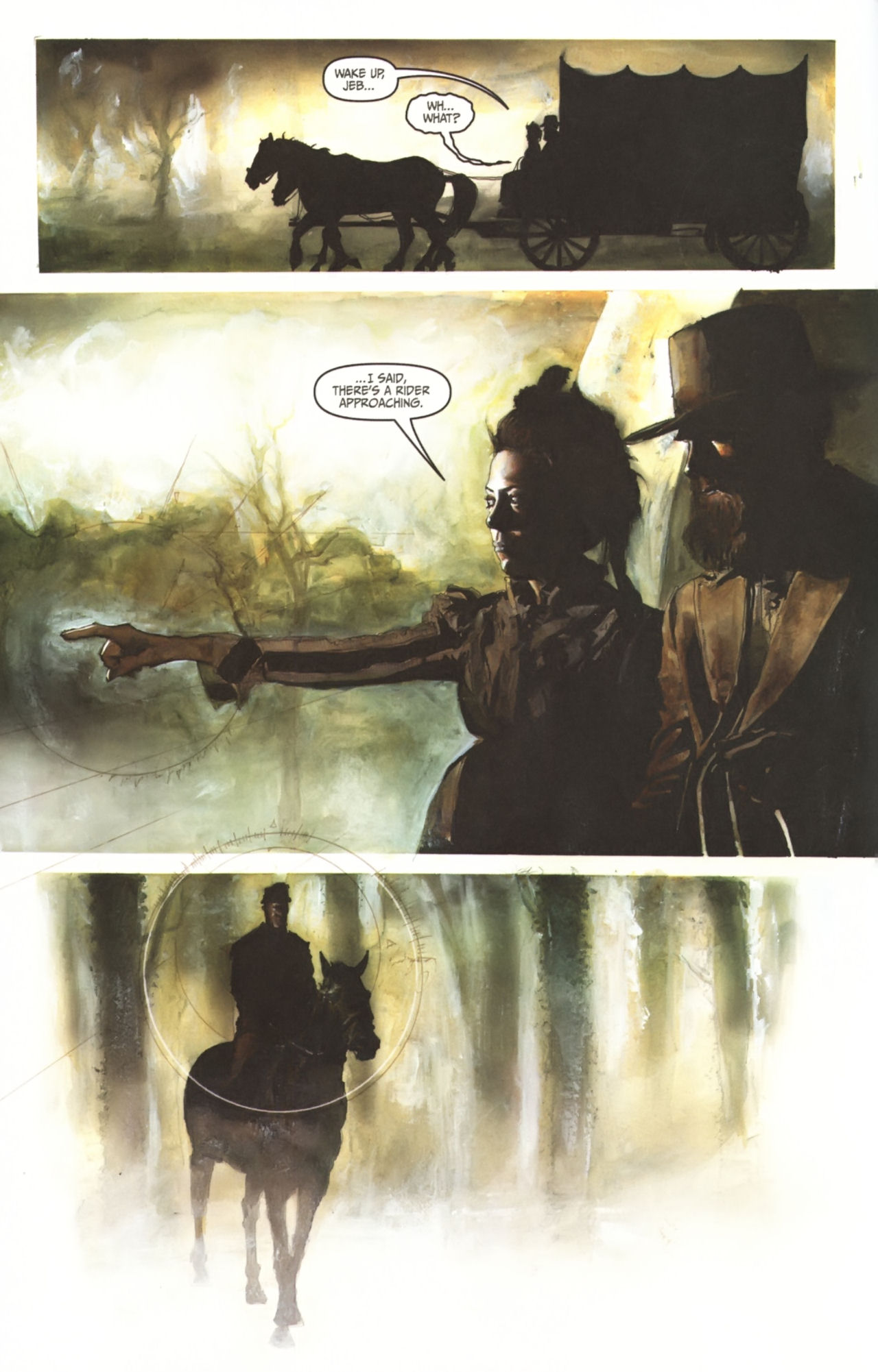 Read online Silent Hill: Past Life comic -  Issue #1 - 5