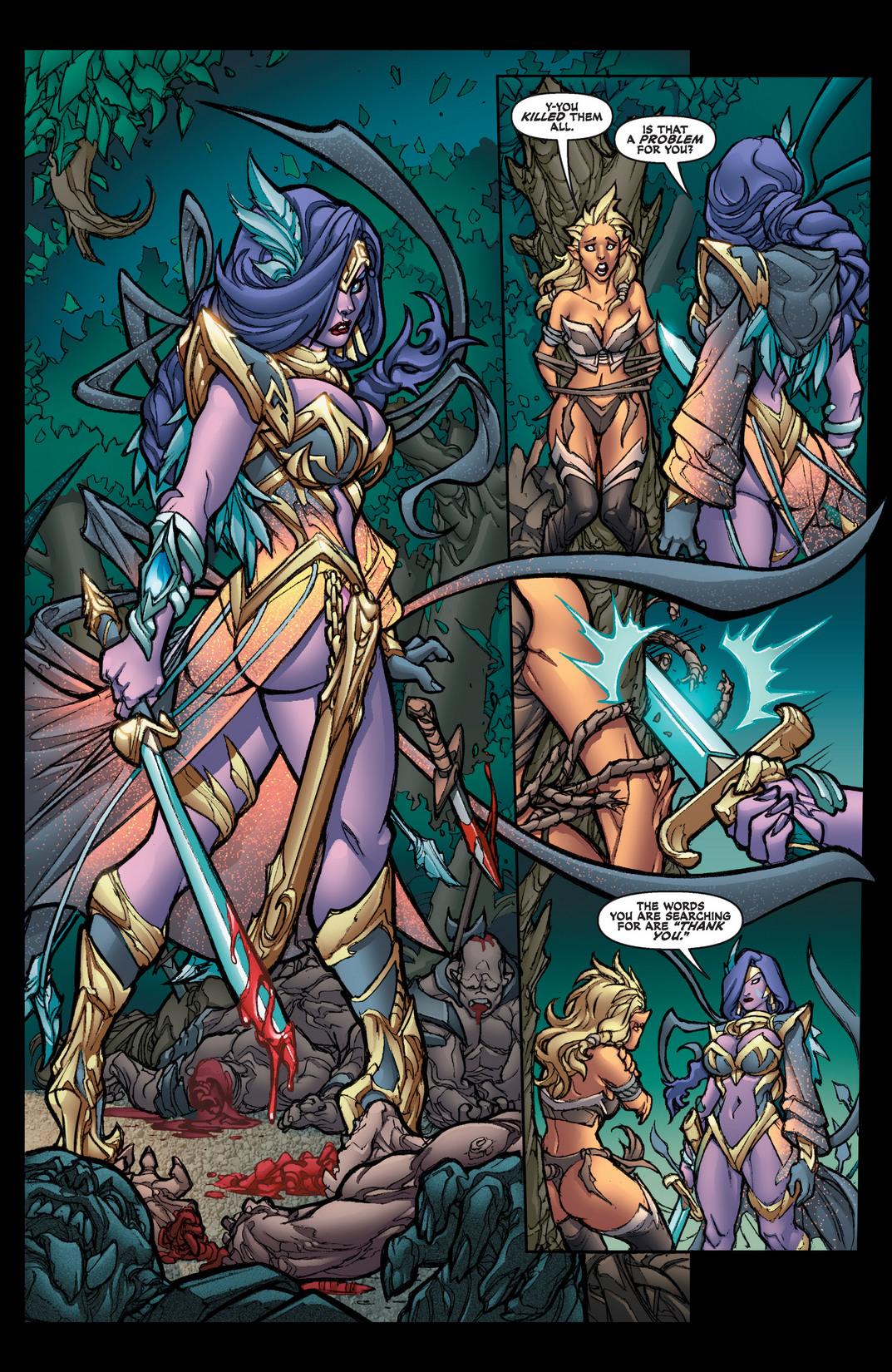 Read online Jirni comic -  Issue #1 - 8