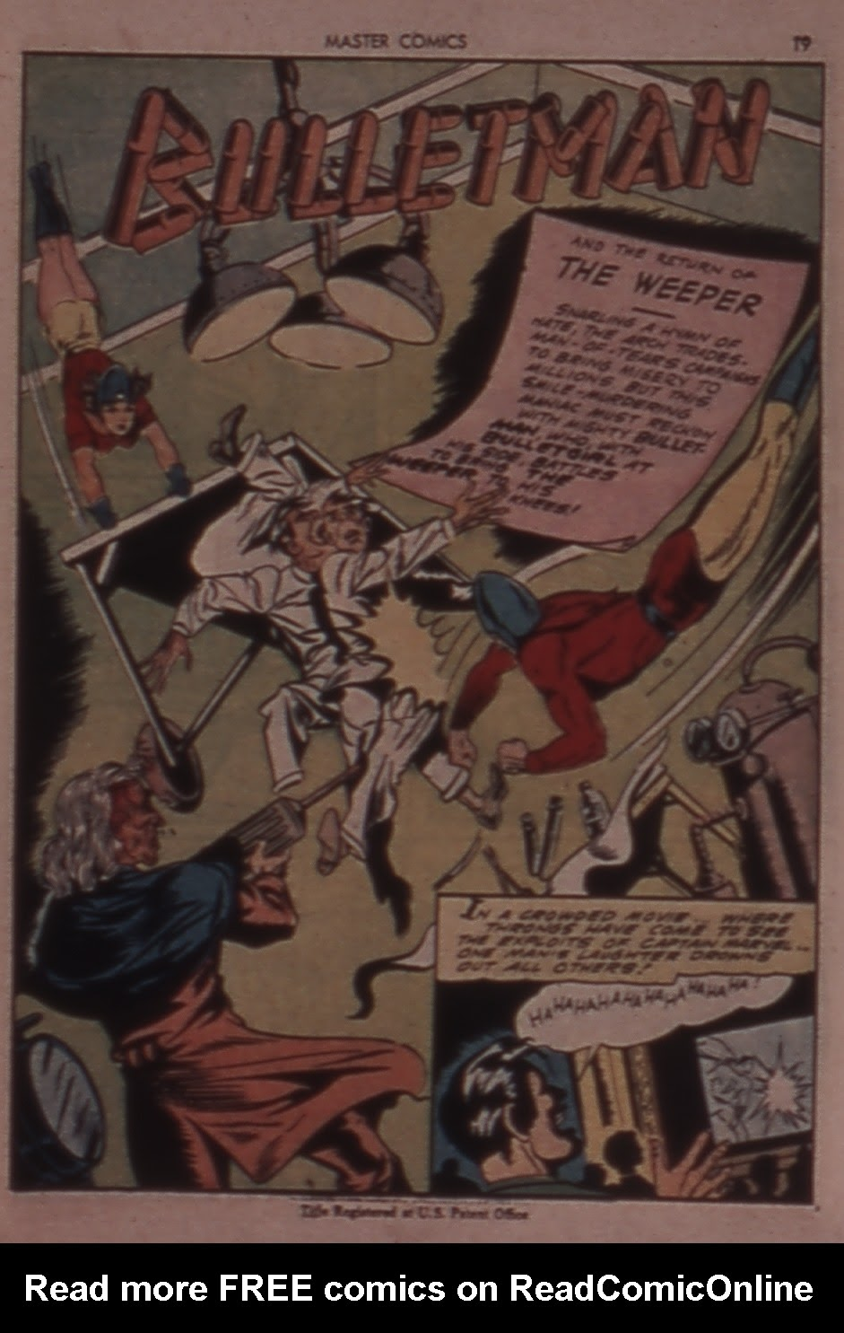 Master Comics issue 30 - Page 19