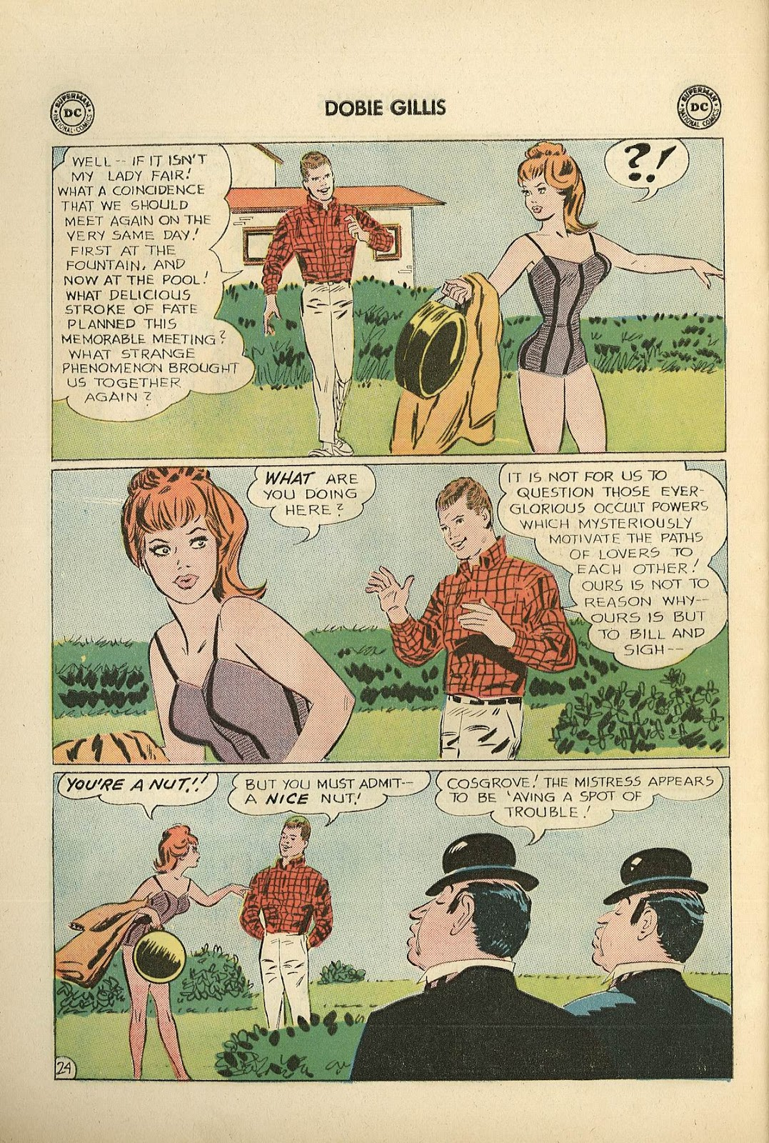Many Loves of Dobie Gillis issue 22 - Page 30