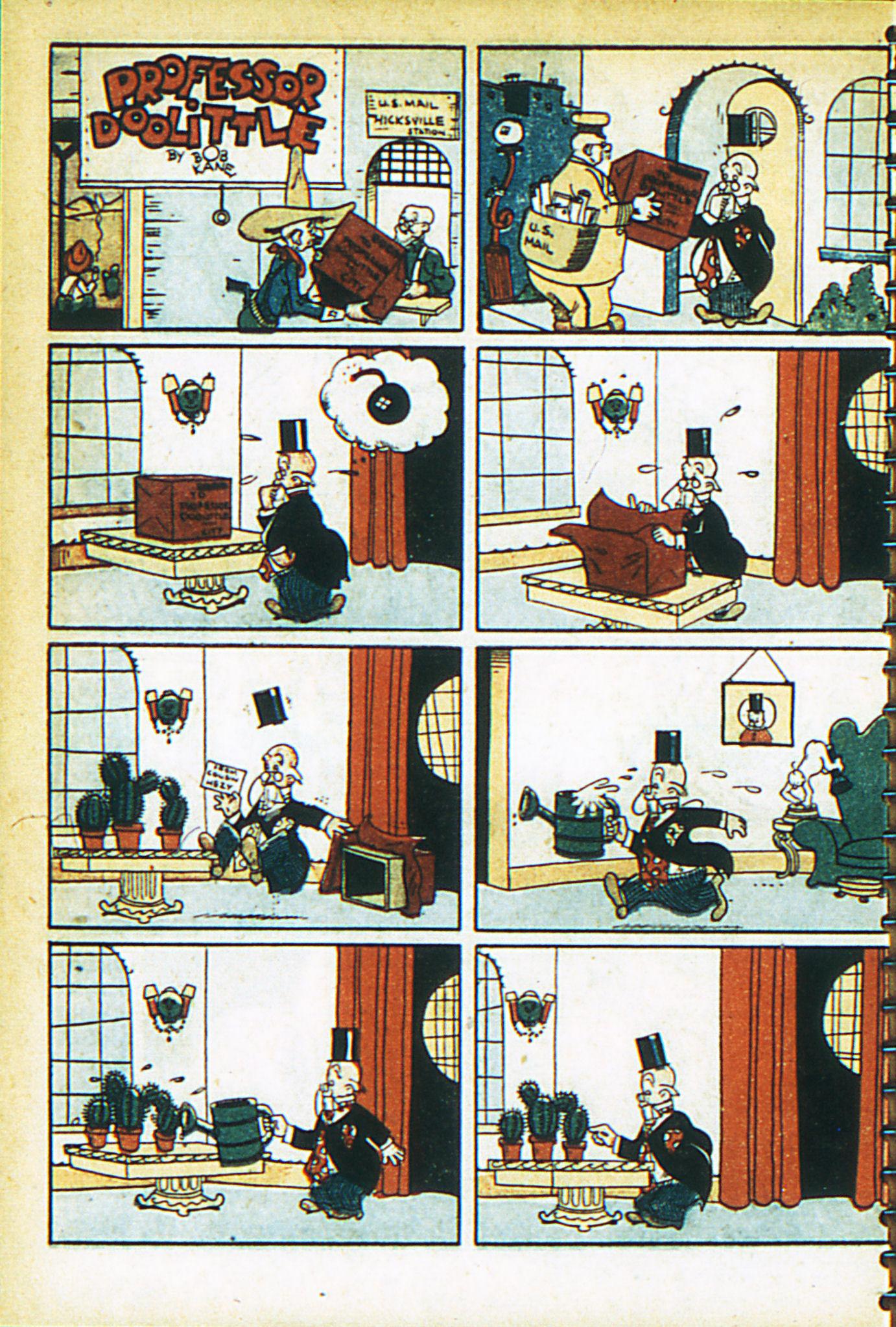 Read online Adventure Comics (1938) comic -  Issue #26 - 35
