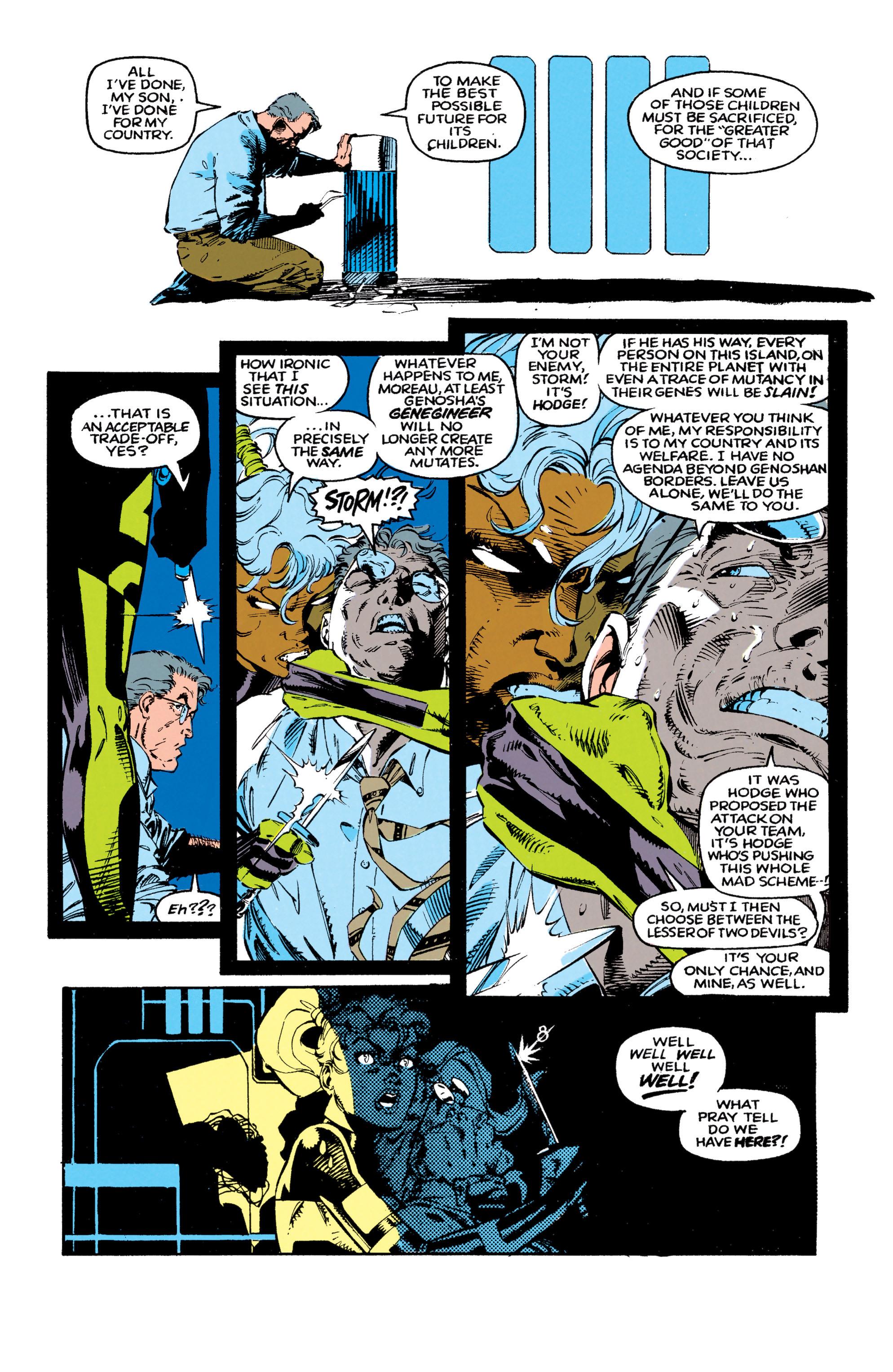 Read online Uncanny X-Men (1963) comic -  Issue #271 - 13