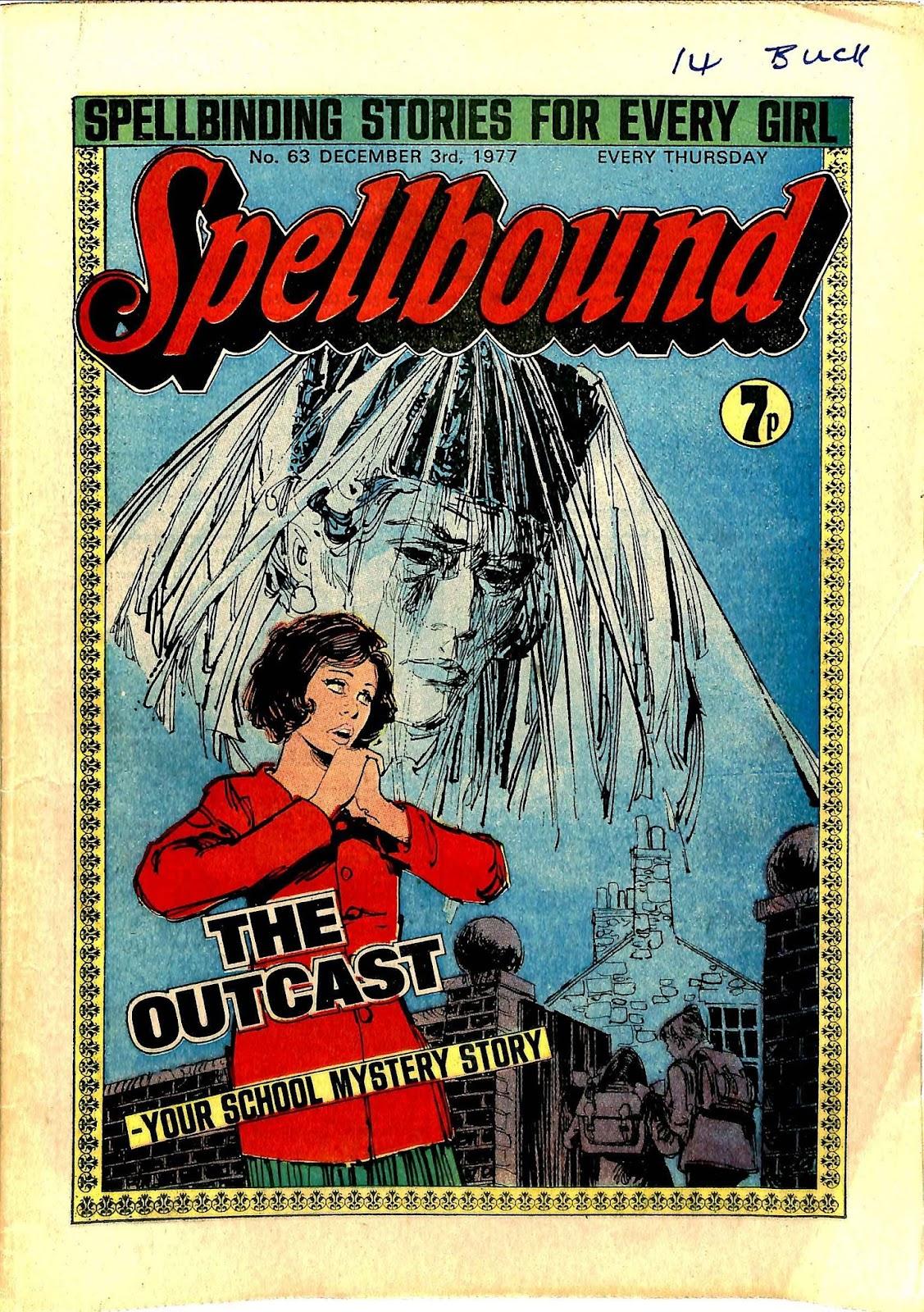 Spellbound (1988) issue 63 - Page 1