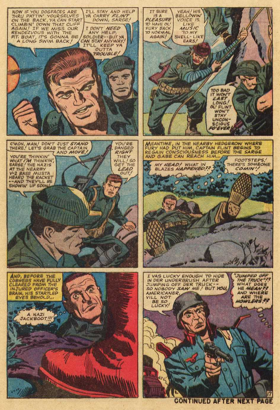 Read online Sgt. Fury comic -  Issue # _Special 2 - 60