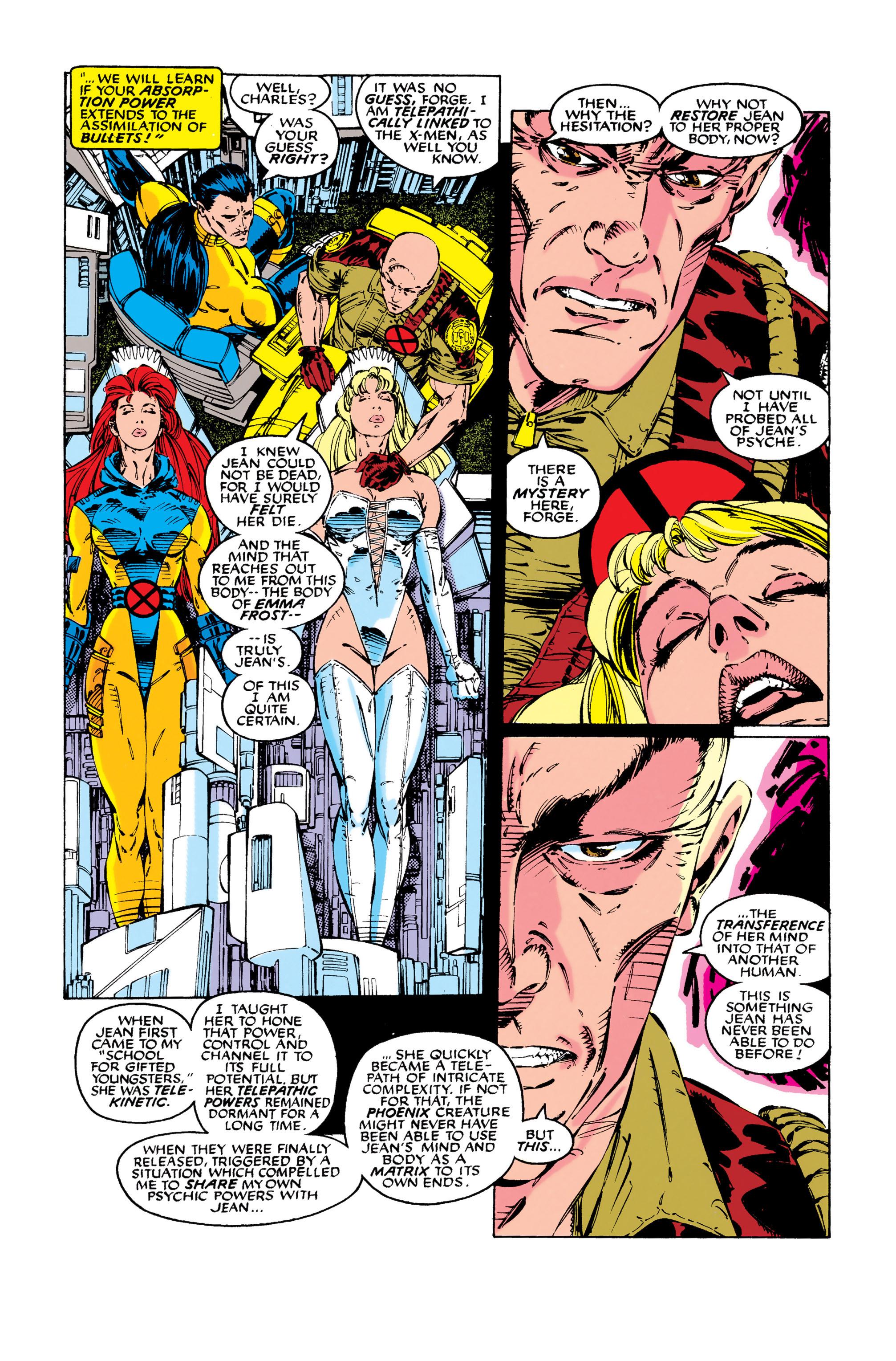 Read online Uncanny X-Men (1963) comic -  Issue #283 - 14