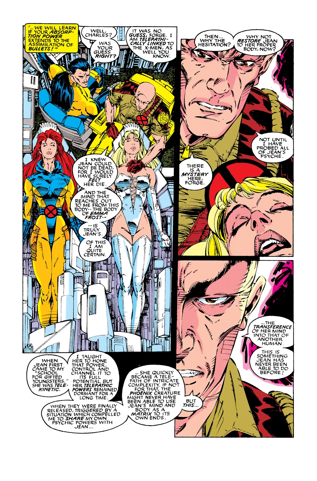 Uncanny X-Men (1963) issue 283 - Page 14