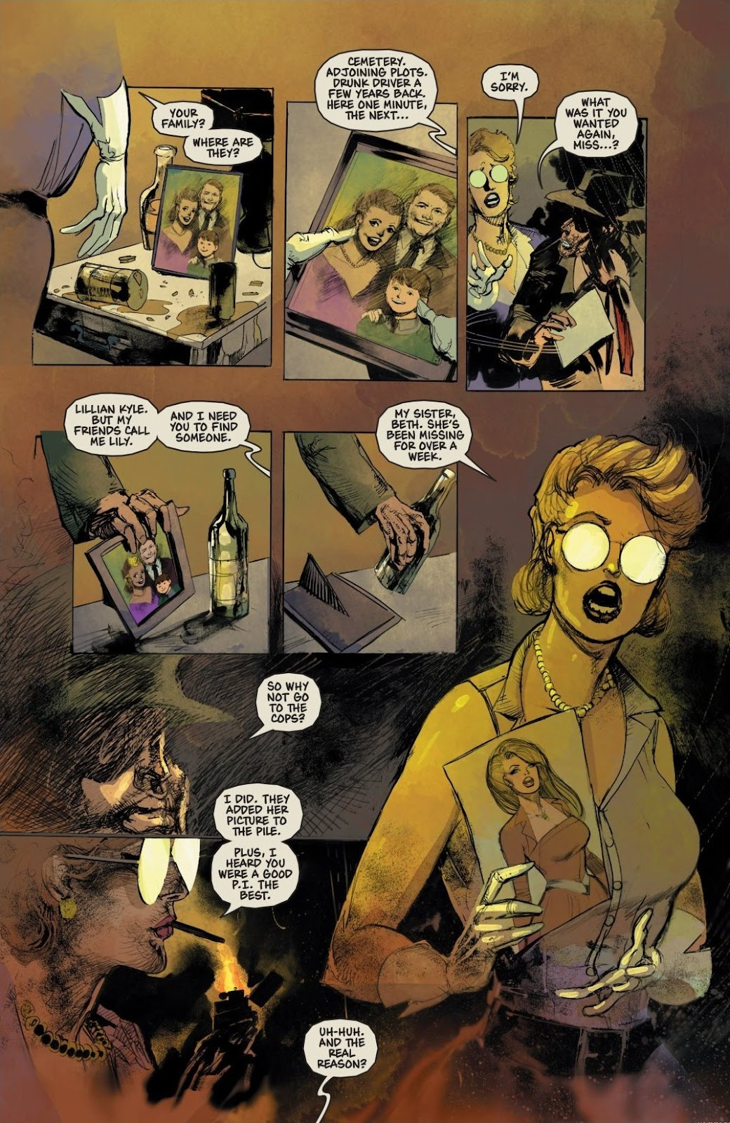 Read online Trick 'r Treat: Days of the Dead comic -  Issue # TPB - 72