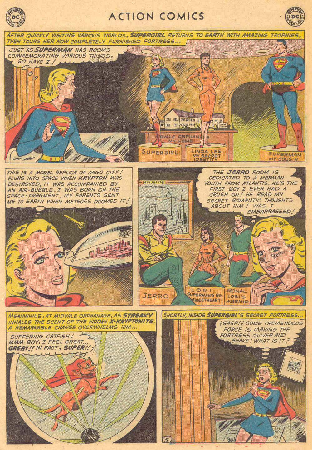Read online Action Comics (1938) comic -  Issue #271 - 24