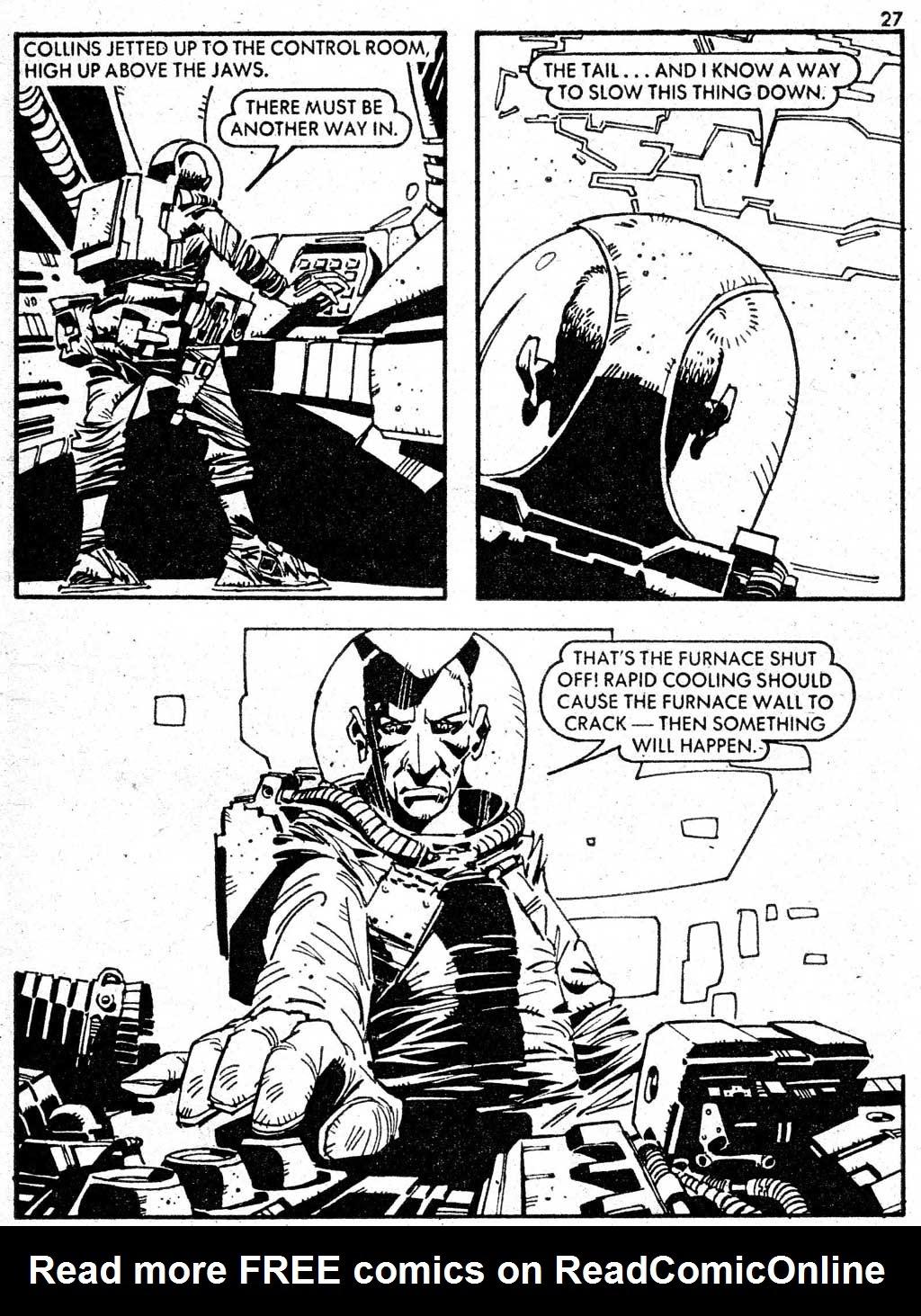 Starblazer issue 71 - Page 27