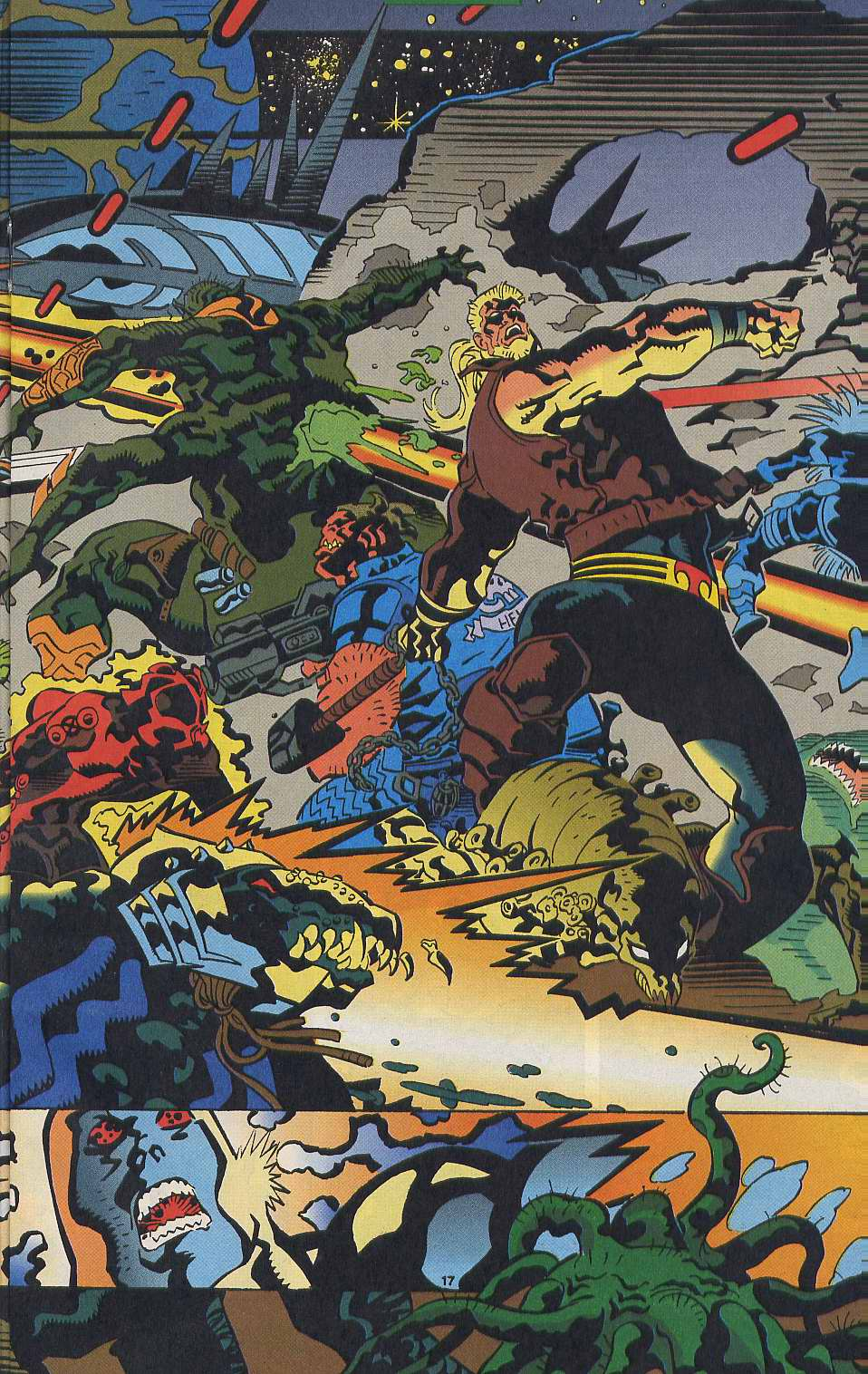 Read online Secret Defenders comic -  Issue #9 - 14