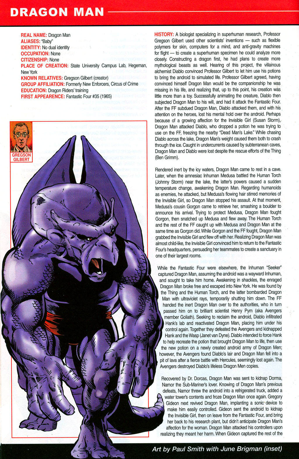 Read online All-New Official Handbook of the Marvel Universe A to Z: Update comic -  Issue #3 - 18