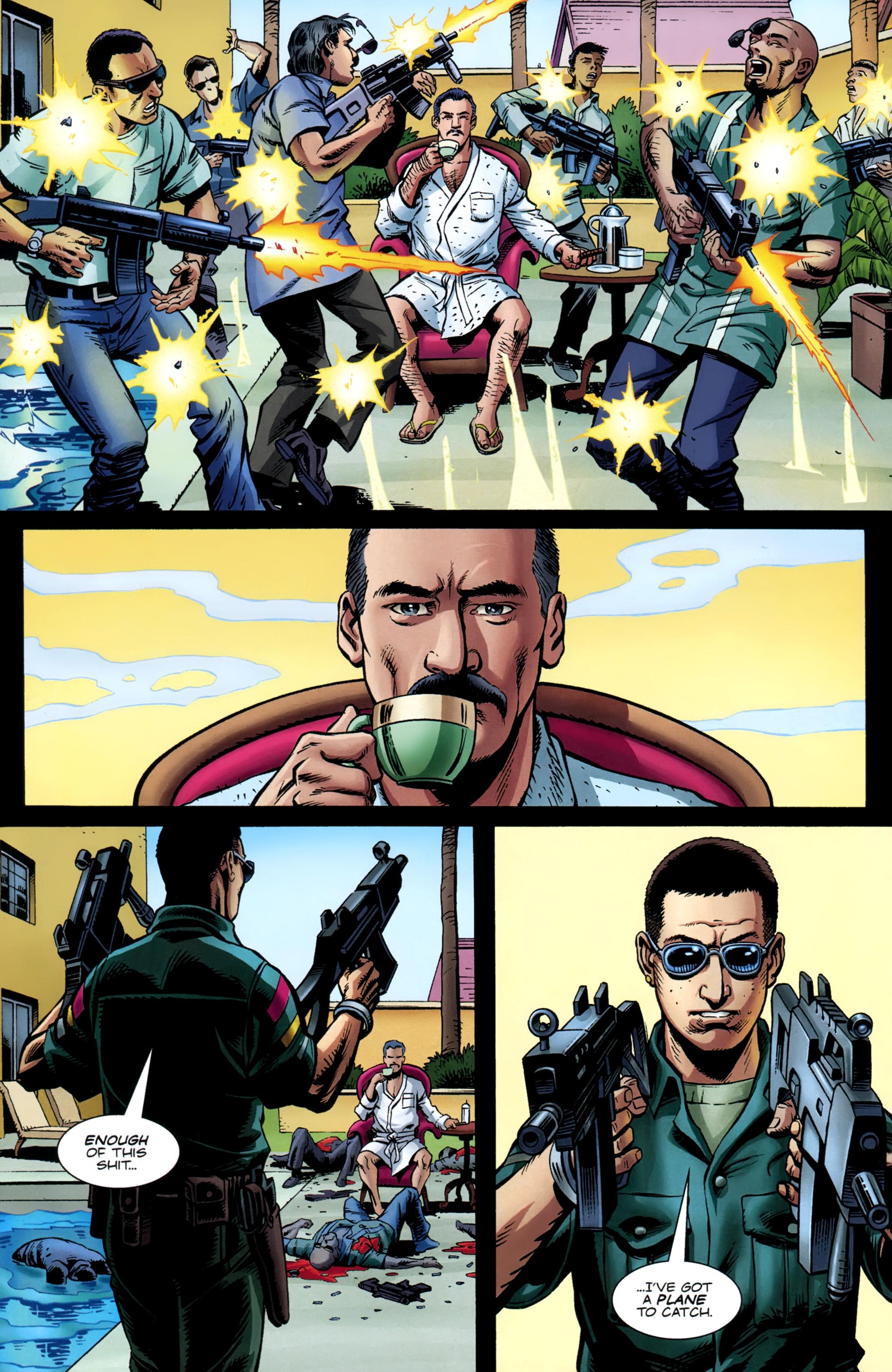 Read online Secret Service comic -  Issue #4 - 15