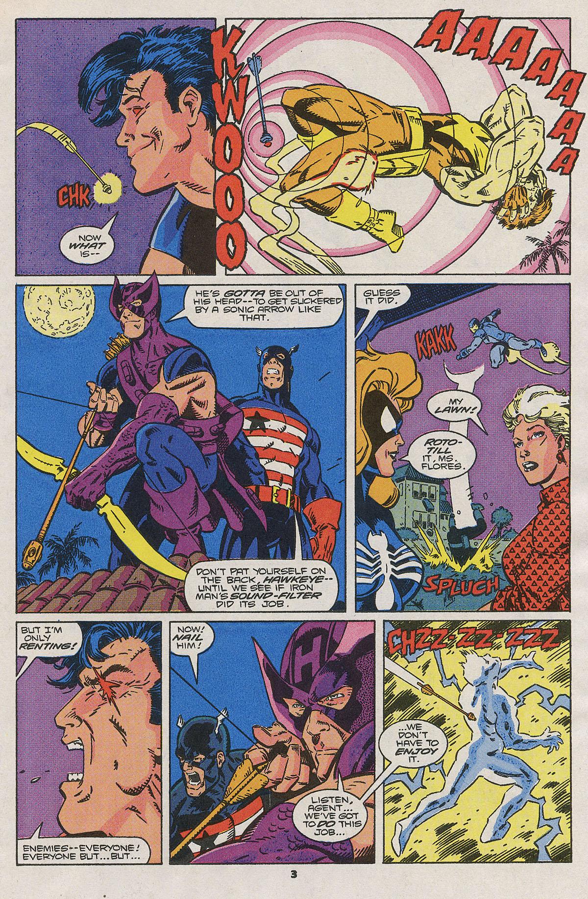 Read online Wonder Man (1991) comic -  Issue #2 - 4