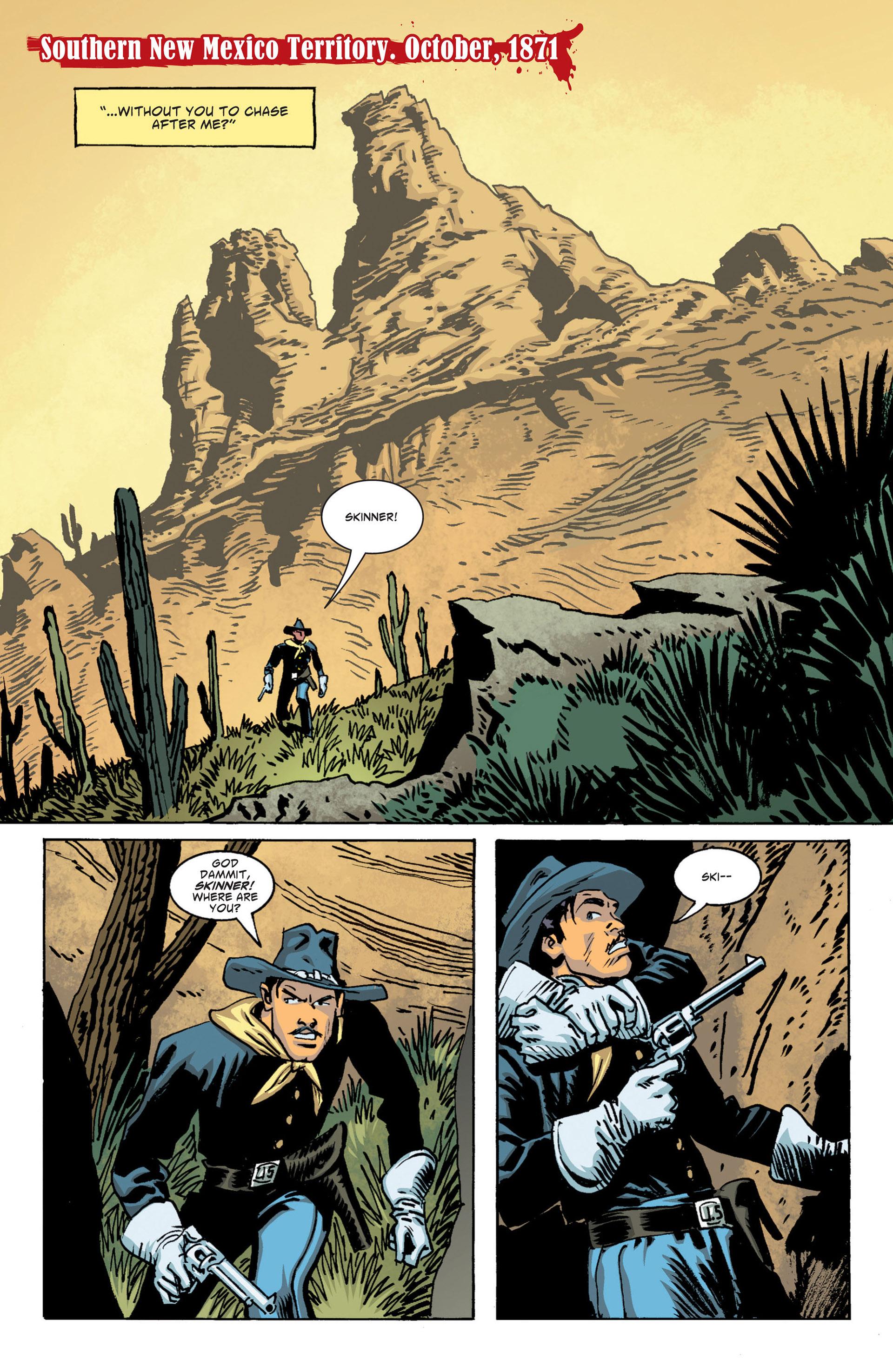 Read online American Vampire comic -  Issue #19 - 8