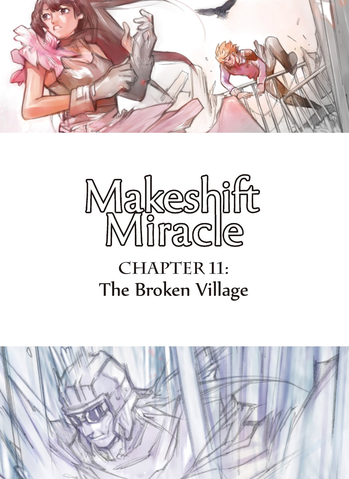 Makeshift Miracle: The Girl From Nowhere 11 Page 1