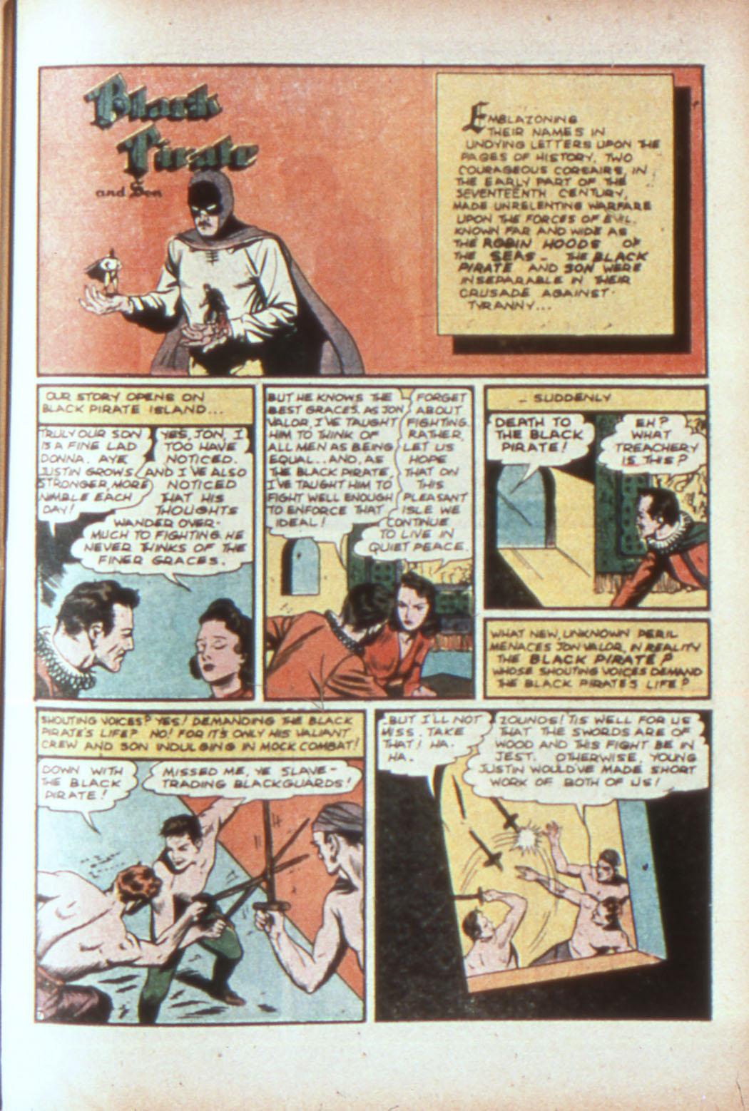Read online Sensation (Mystery) Comics comic -  Issue #19 - 42