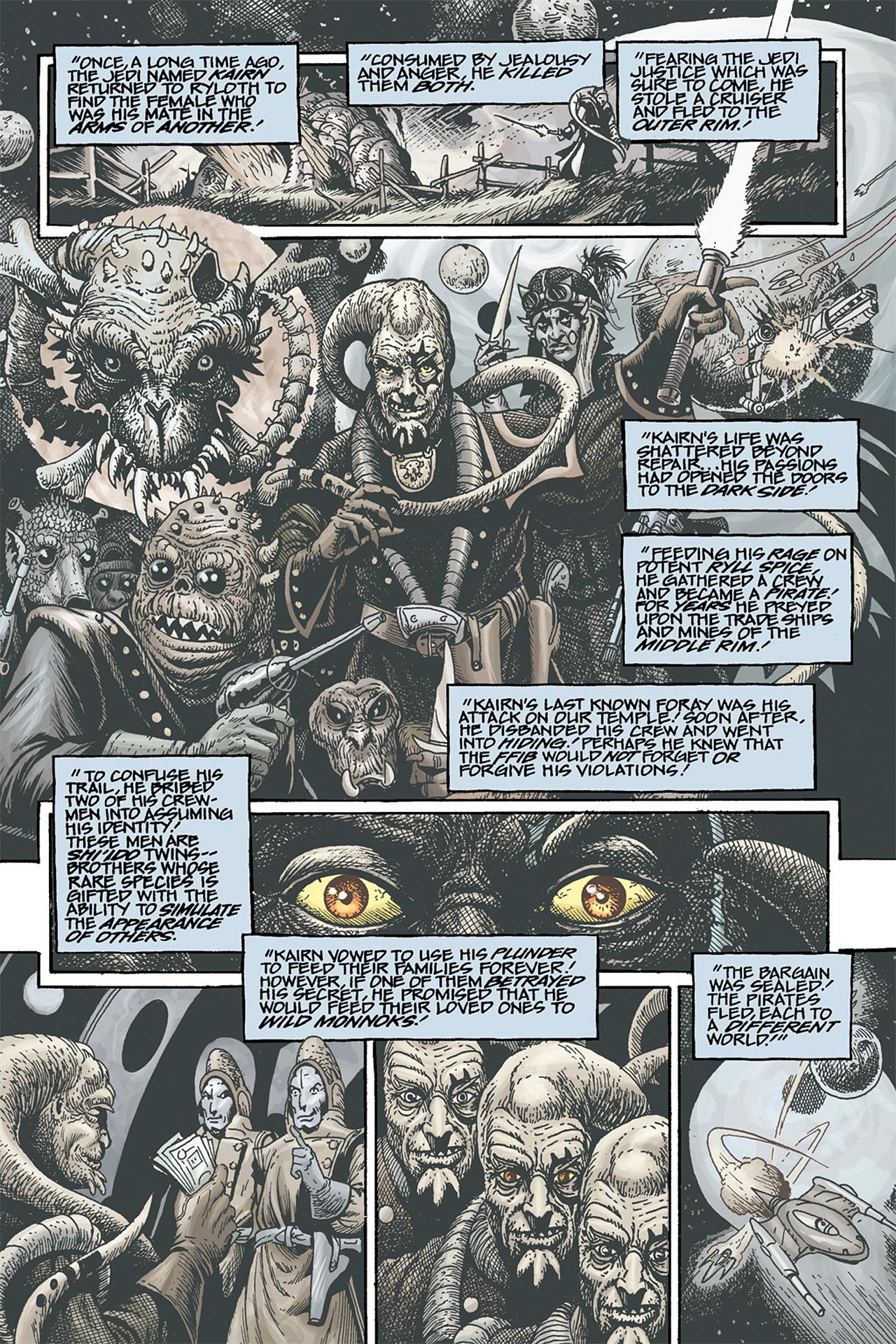 Read online Star Wars Omnibus comic -  Issue # Vol. 10 - 332
