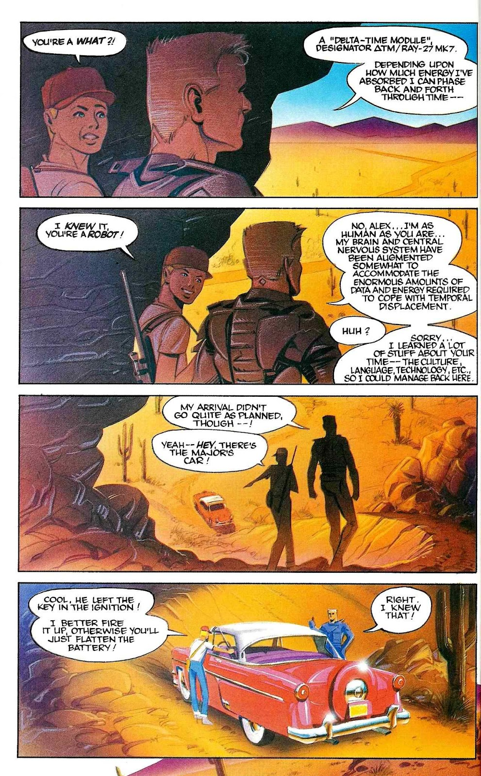 Tempus Fugitive issue 1 - Page 17